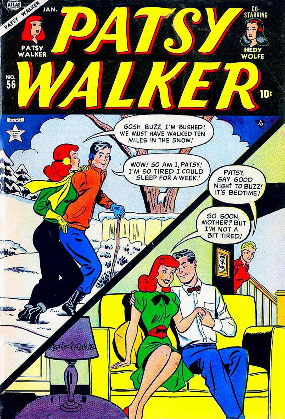 Patsy Walker 56 Page 1