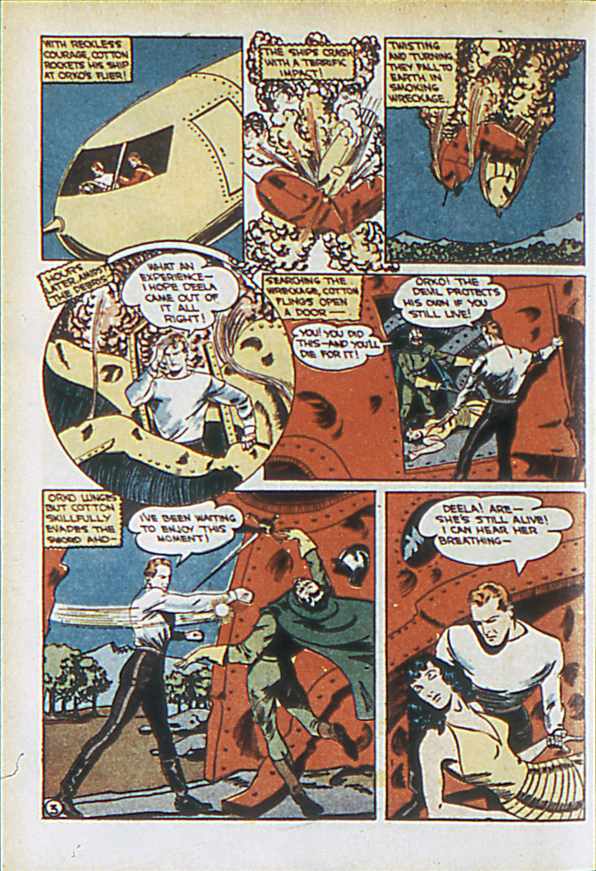 Read online Adventure Comics (1938) comic -  Issue #61 - 51