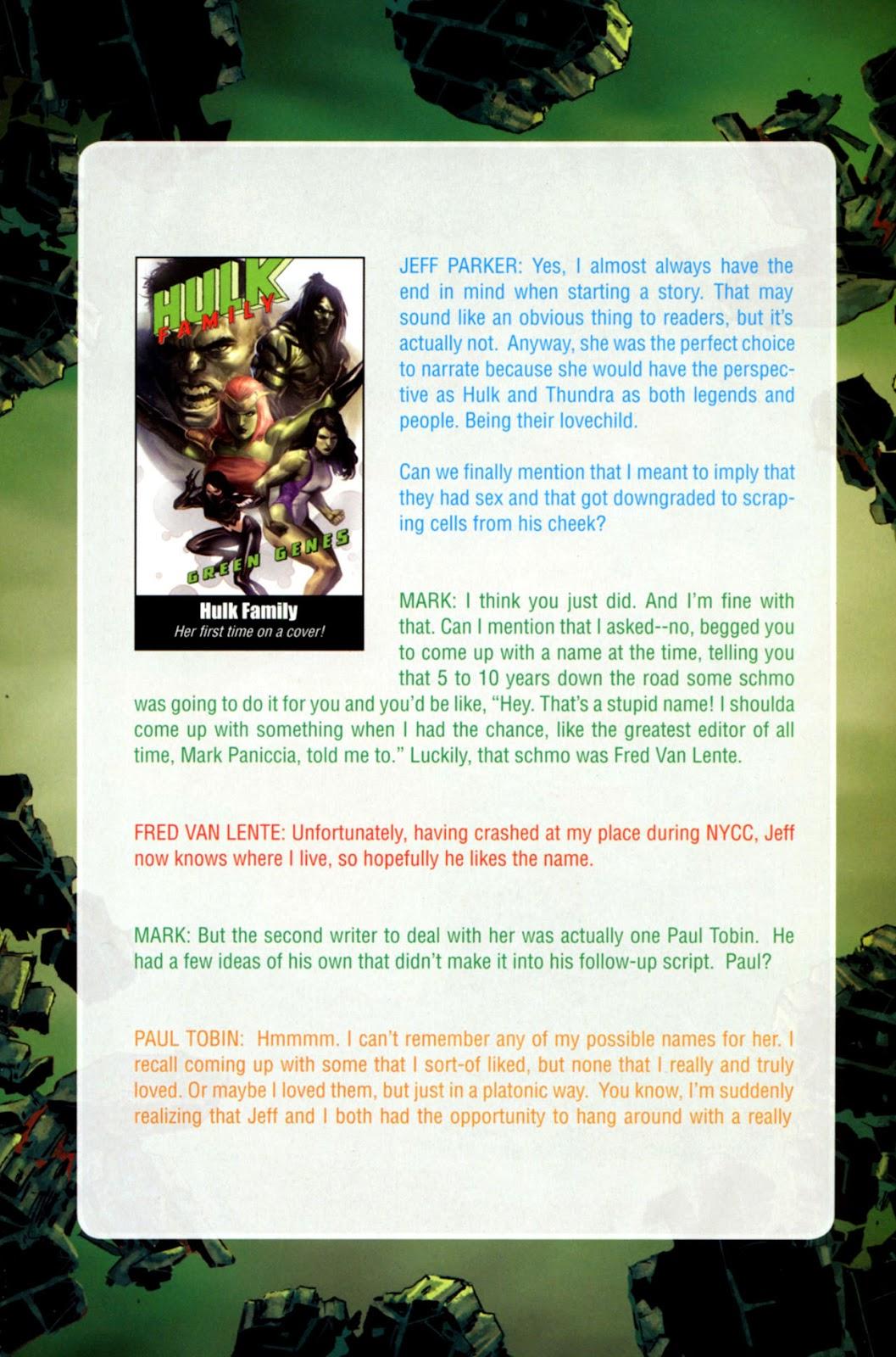Savage She-Hulk Issue #1 #1 - English 28