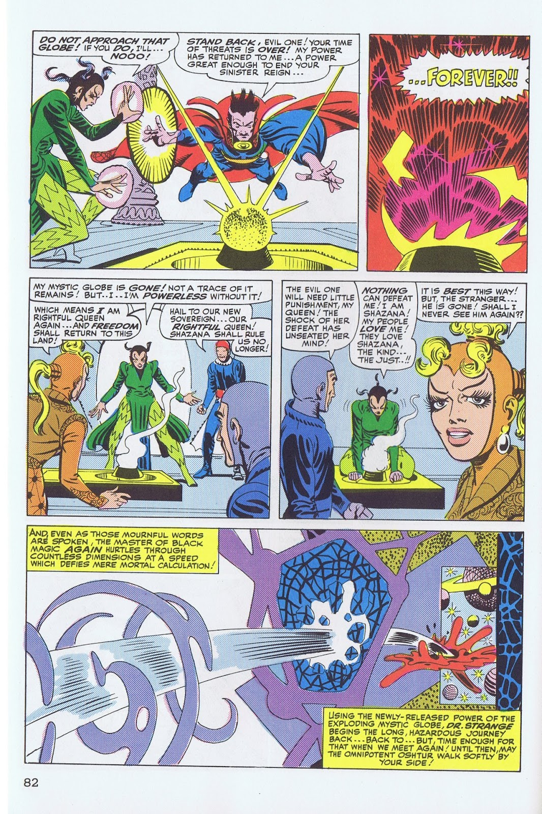 Doctor Strange: Master of the Mystic Arts issue TPB - Page 78