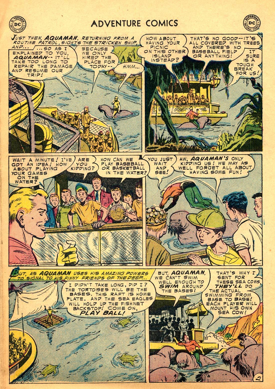 Read online Adventure Comics (1938) comic -  Issue #206 - 18