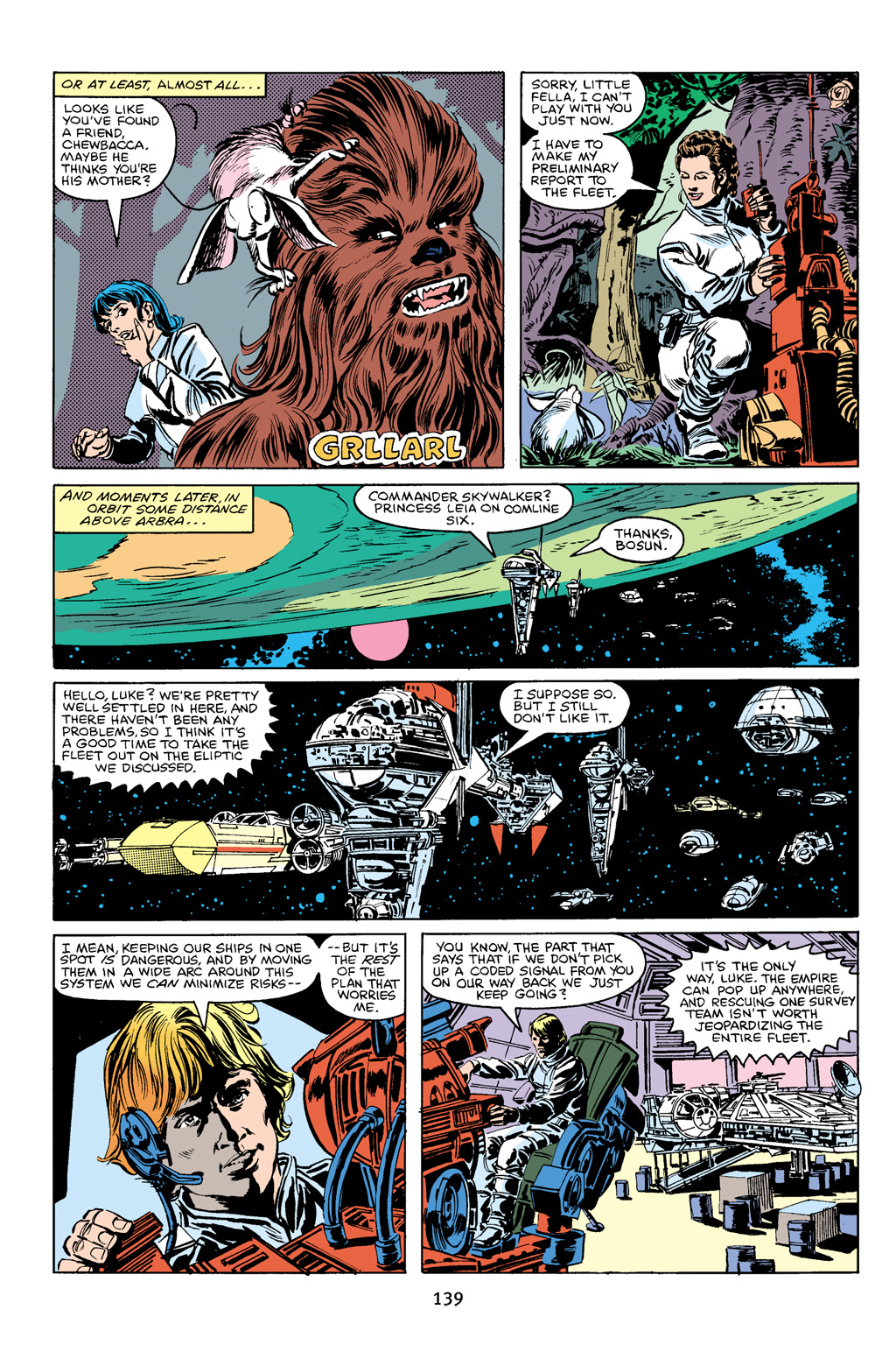 Read online Star Wars Omnibus comic -  Issue # Vol. 16 - 137