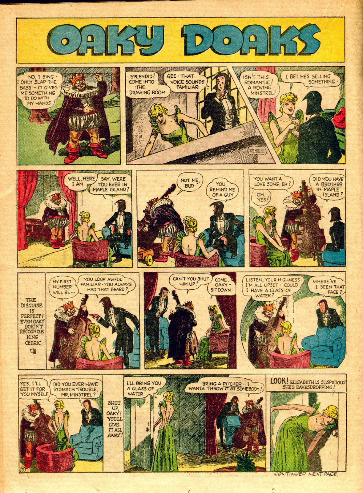Read online Famous Funnies comic -  Issue #62 - 41