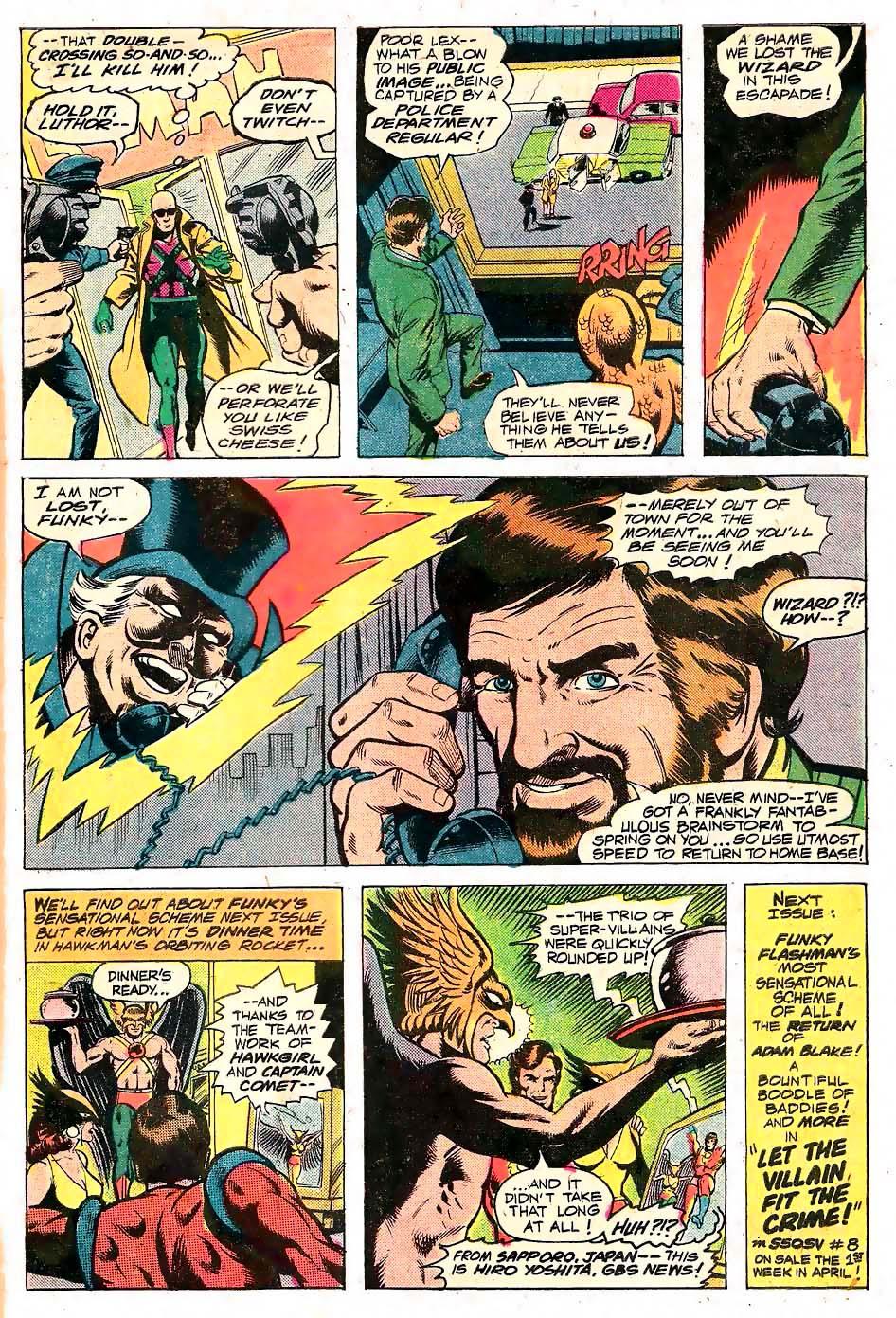 Read online Secret Society of Super-Villains comic -  Issue #7 - 18