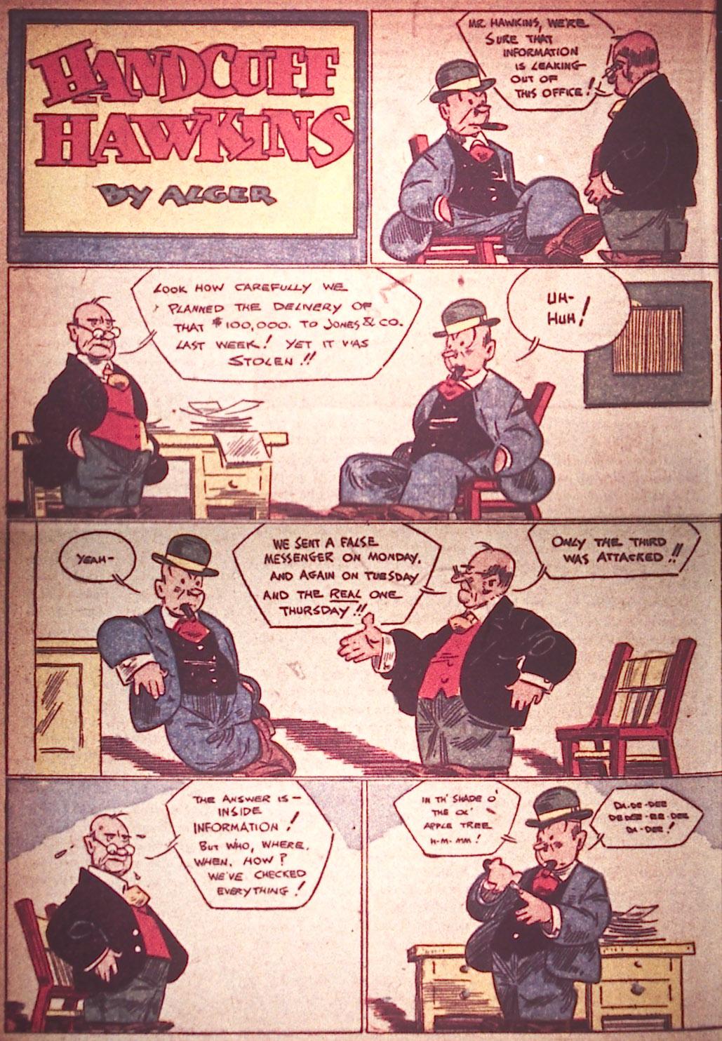 Detective Comics (1937) 10 Page 39