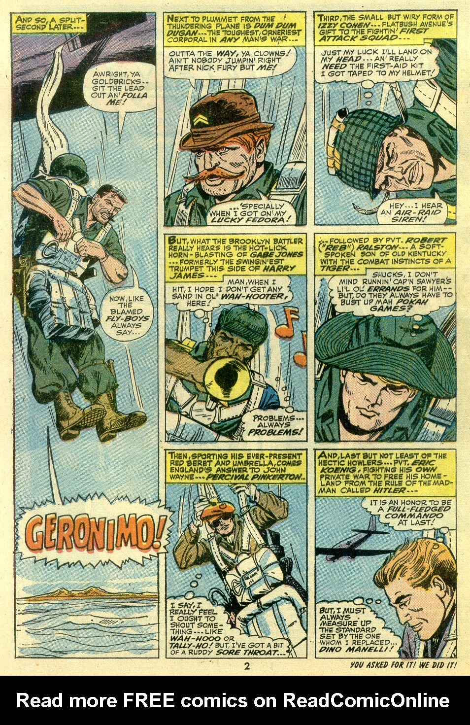 Read online Sgt. Fury comic -  Issue #107 - 4