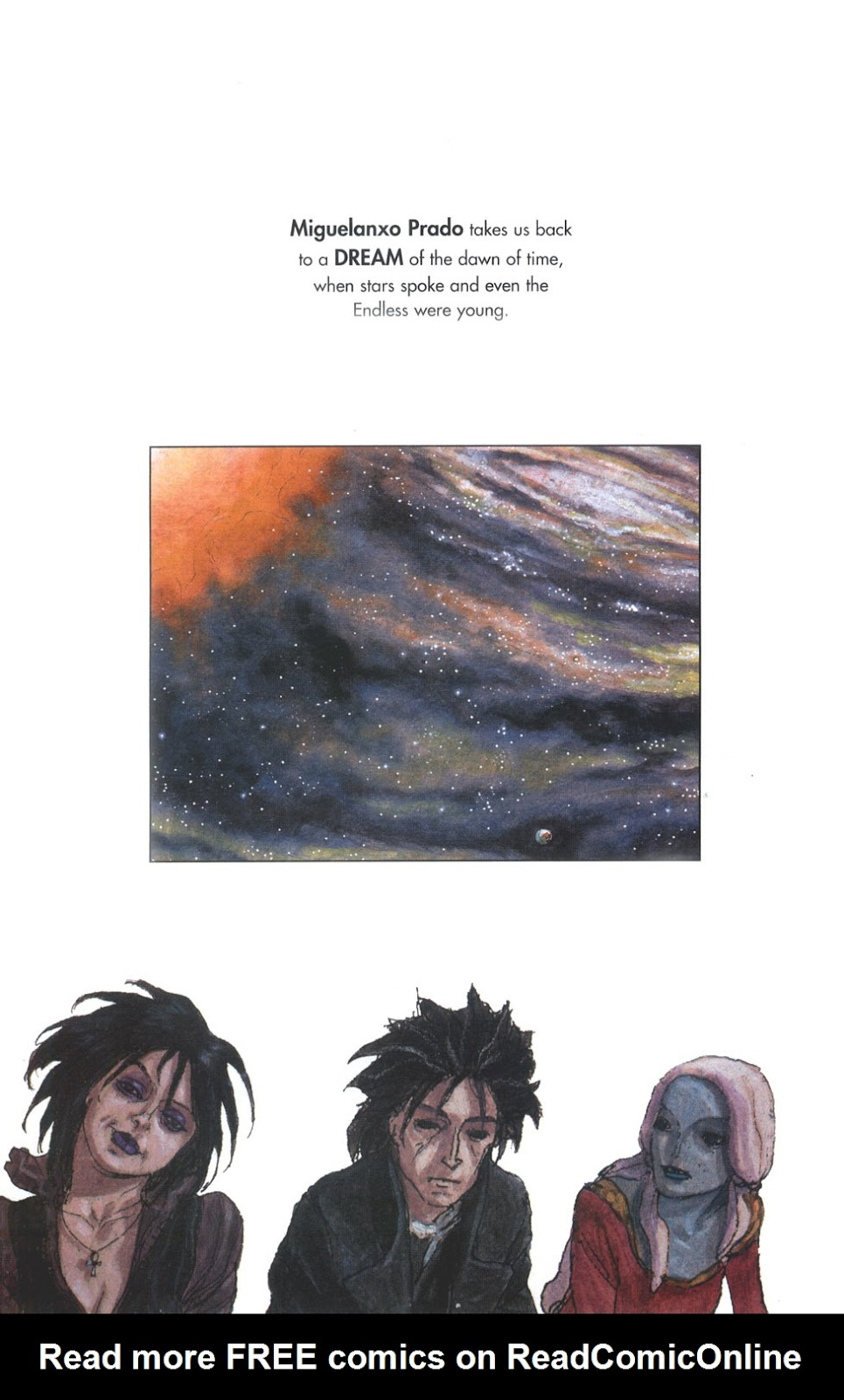 Read online The Sandman: Endless Nights comic -  Issue # _Preview - 6