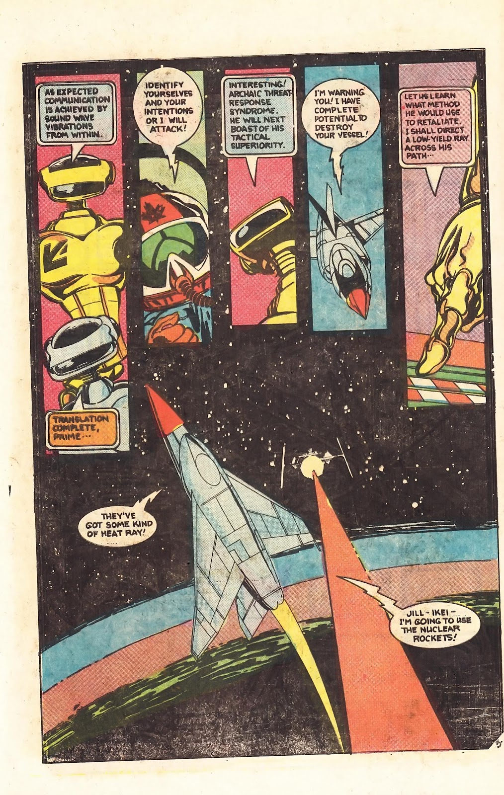 Read online Doomsday   1 (1975) comic -  Issue #3 - 8