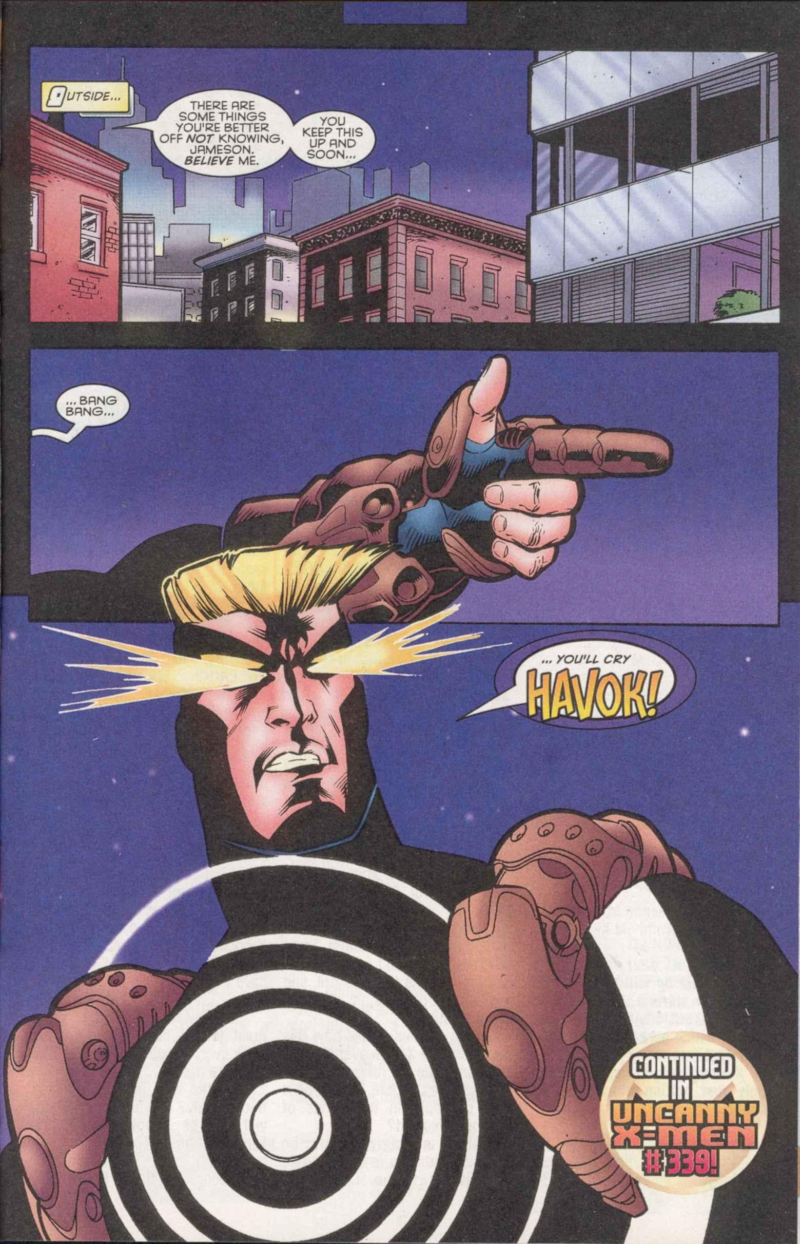 X-Men (1991) 58 Page 22