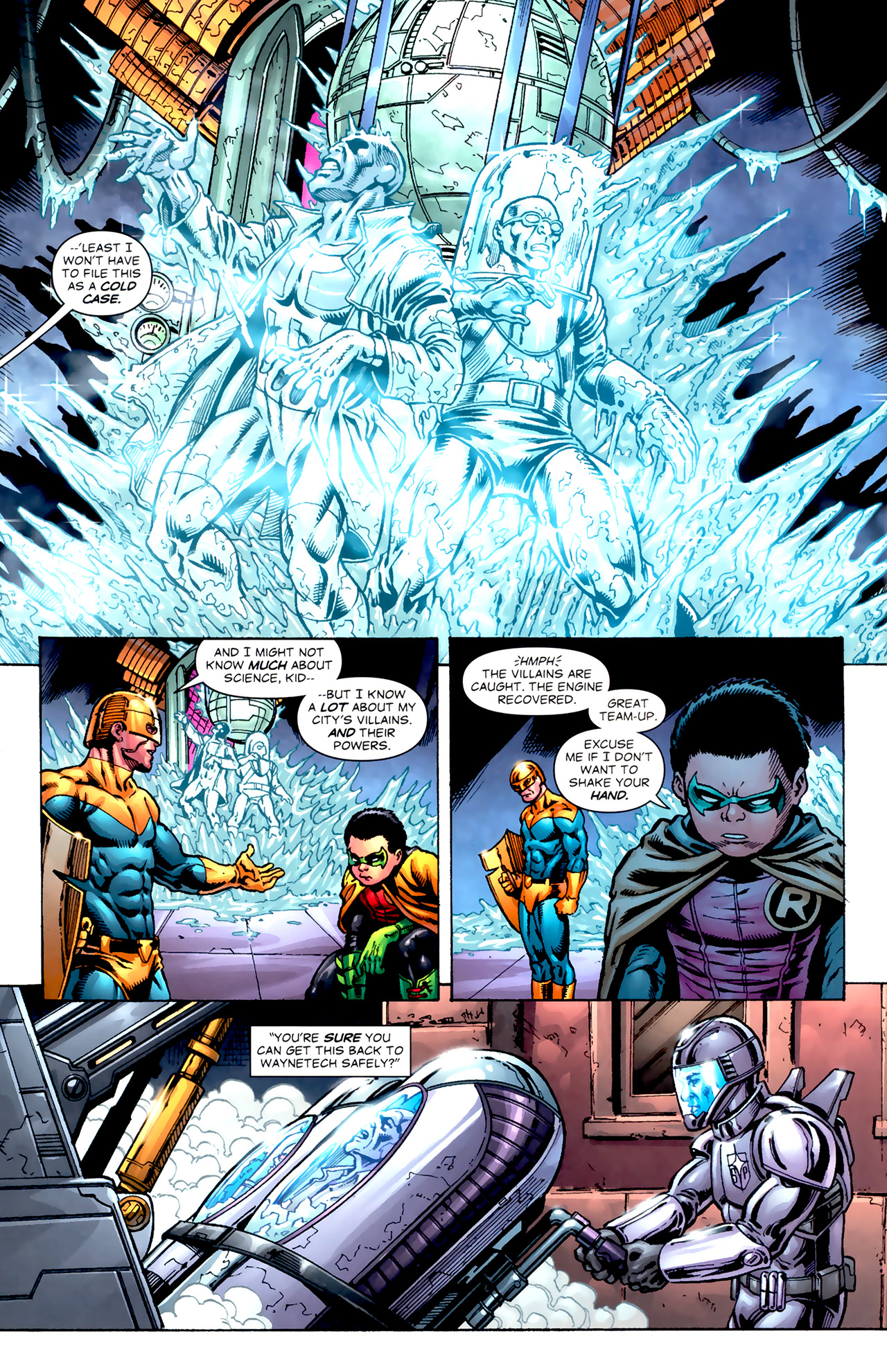 Read online World's Finest (2009) comic -  Issue #2 - 21