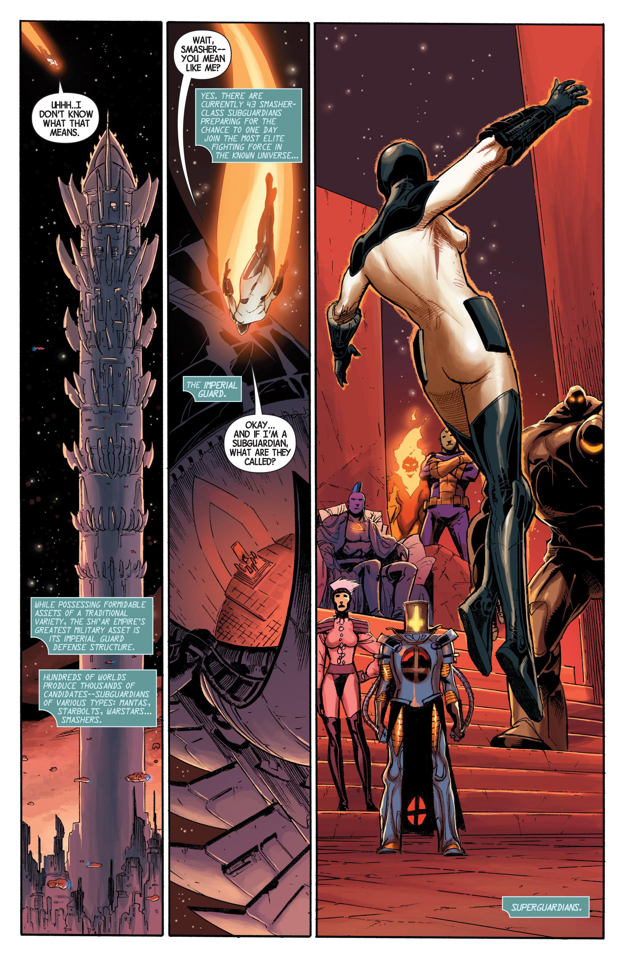 Read online Avengers (2013) comic -  Issue #Avengers (2013) _TPB 1 - 113