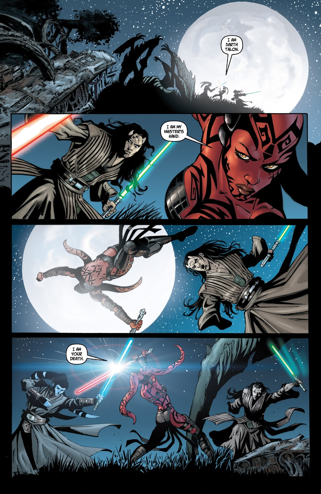 Read online Star Wars Legends: Legacy - Epic Collection comic -  Issue # TPB 1 (Part 1) - 90