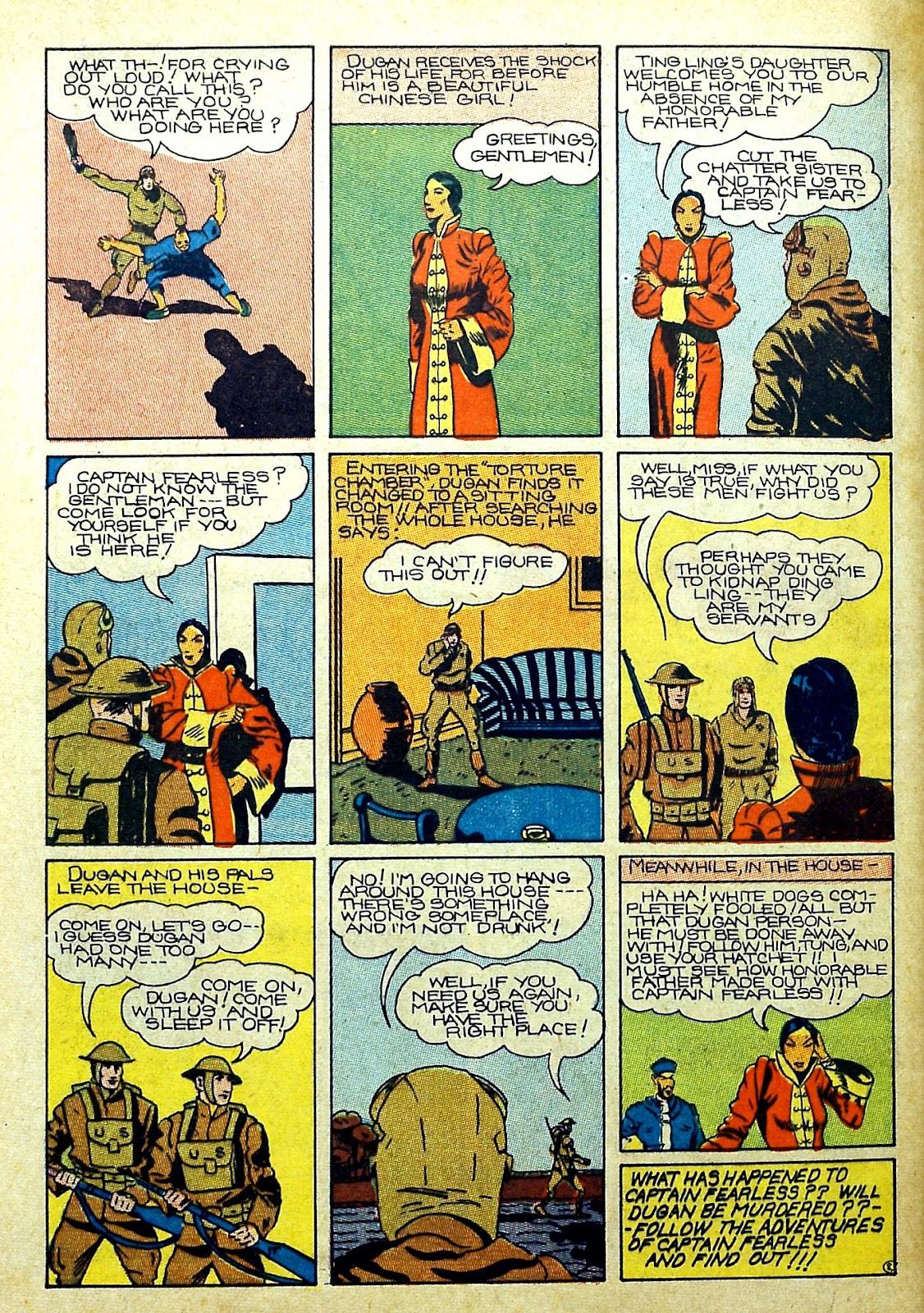 Read online Silver Streak Comics comic -  Issue #22 - 56