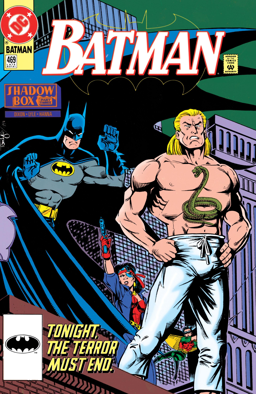 Batman (1940) 469 Page 1