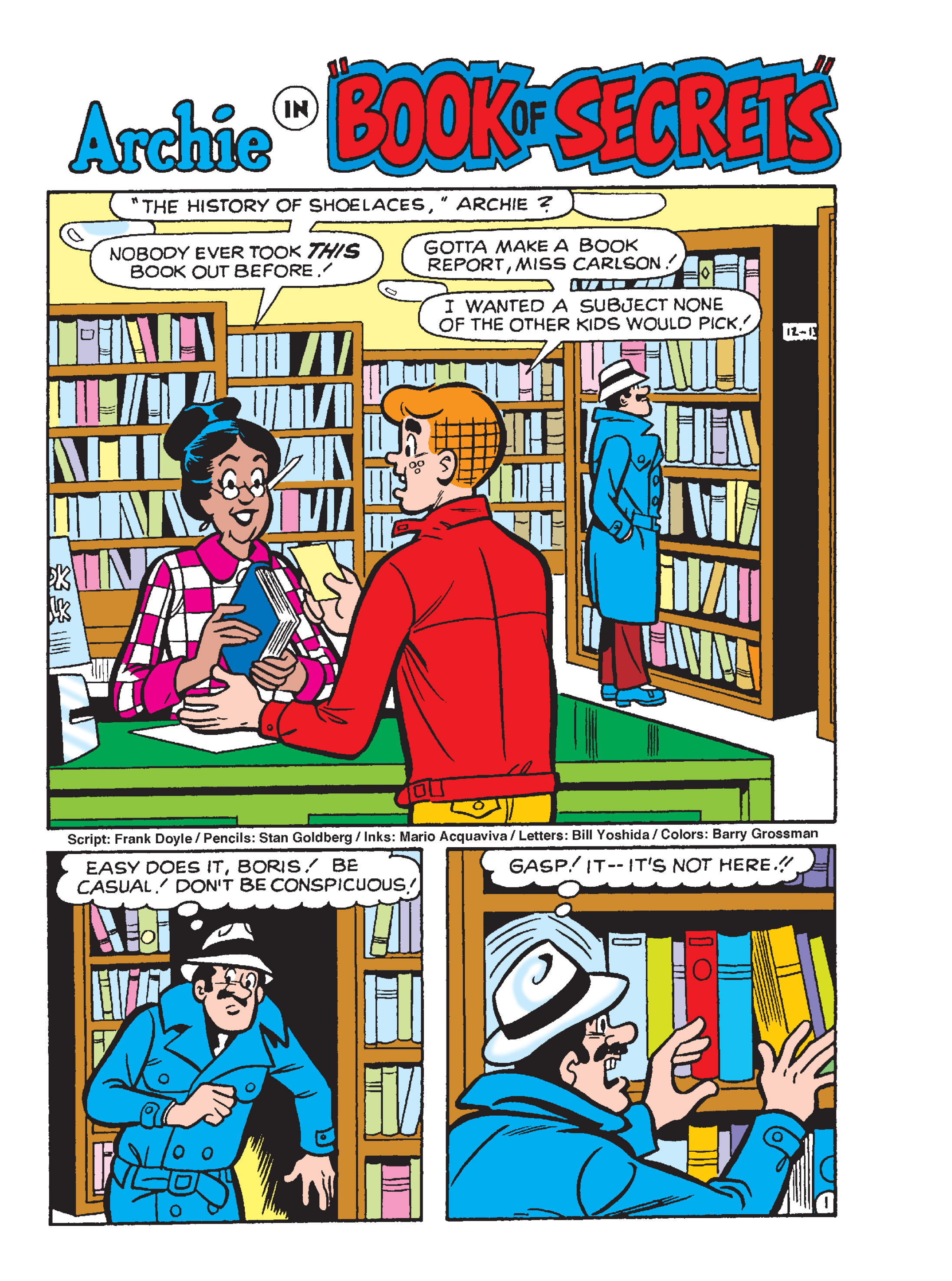 Read online Archie 1000 Page Comics Blowout! comic -  Issue # TPB (Part 2) - 9