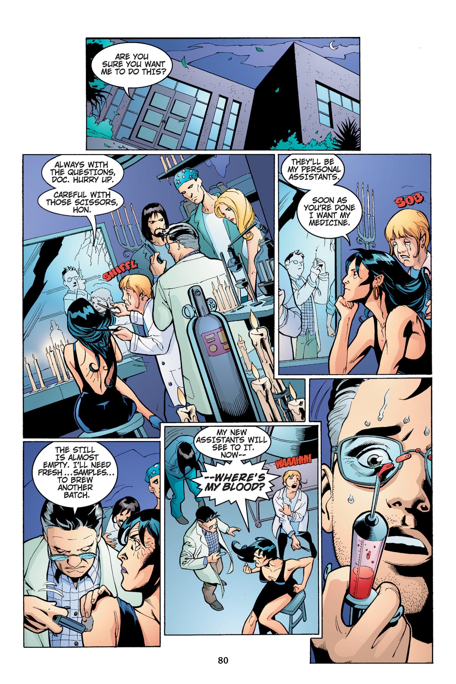 Read online Buffy the Vampire Slayer: Omnibus comic -  Issue # TPB 4 - 81