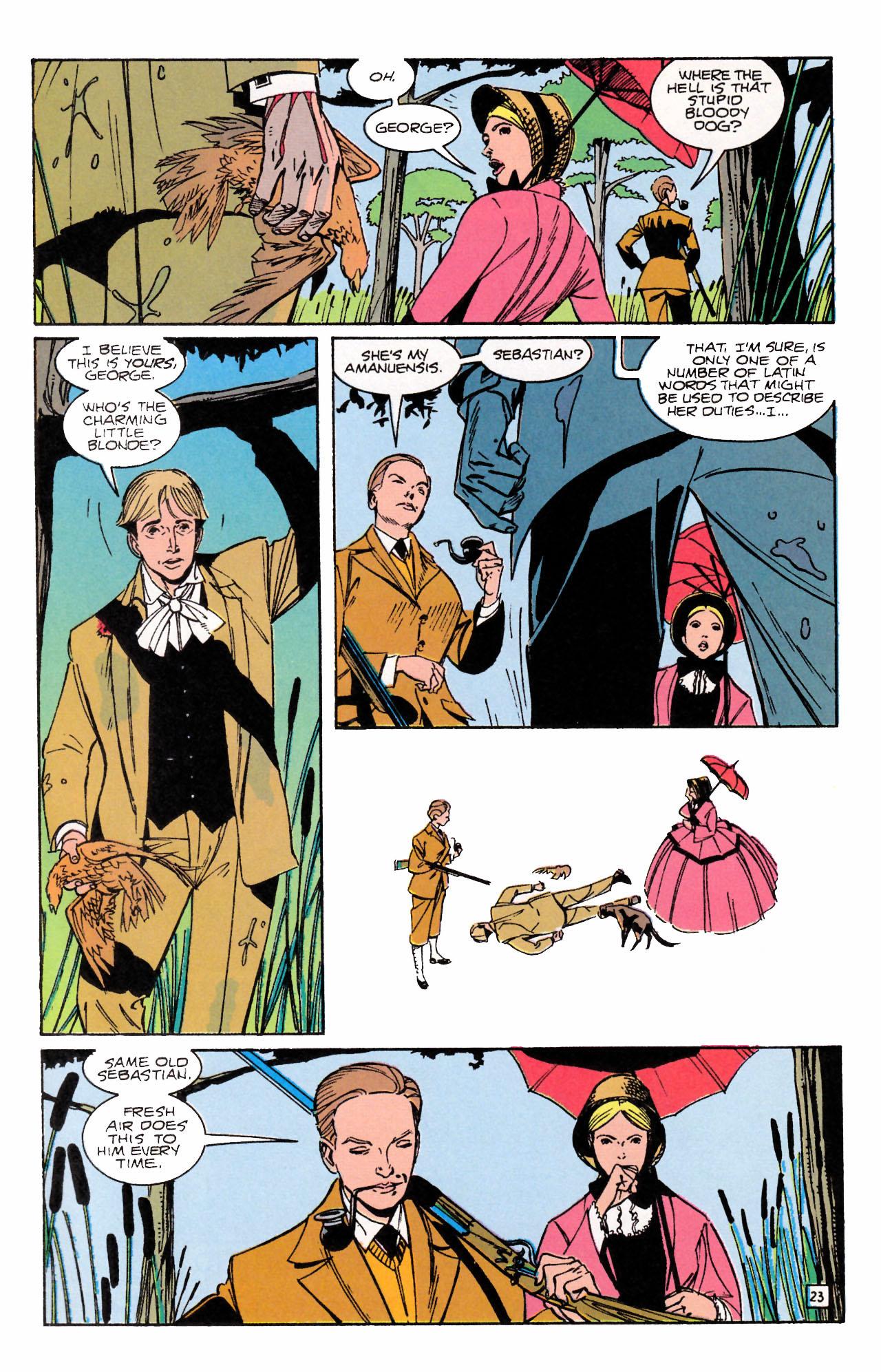 Read online Sebastian O comic -  Issue #2 - 29