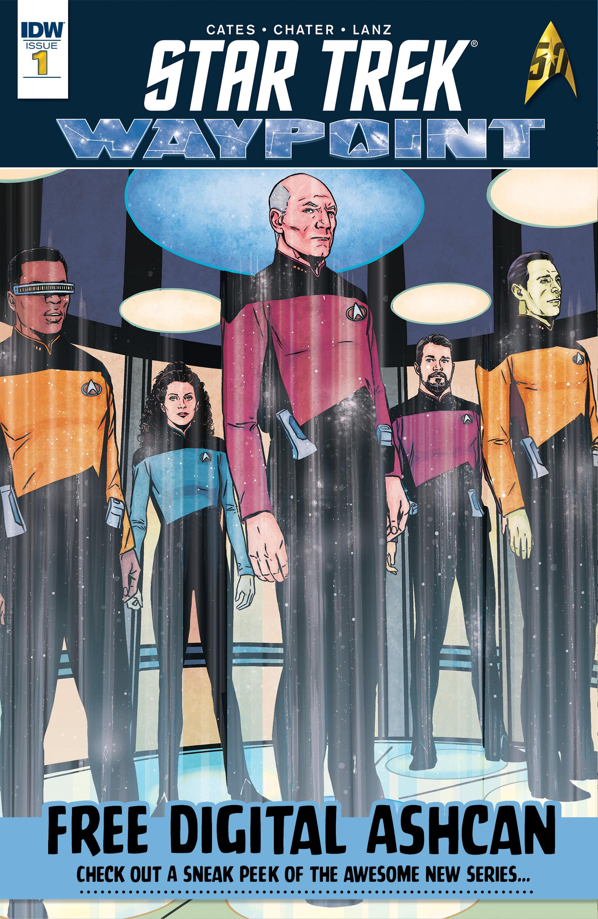 Read online Star Trek: Deviations comic -  Issue # Full - 42