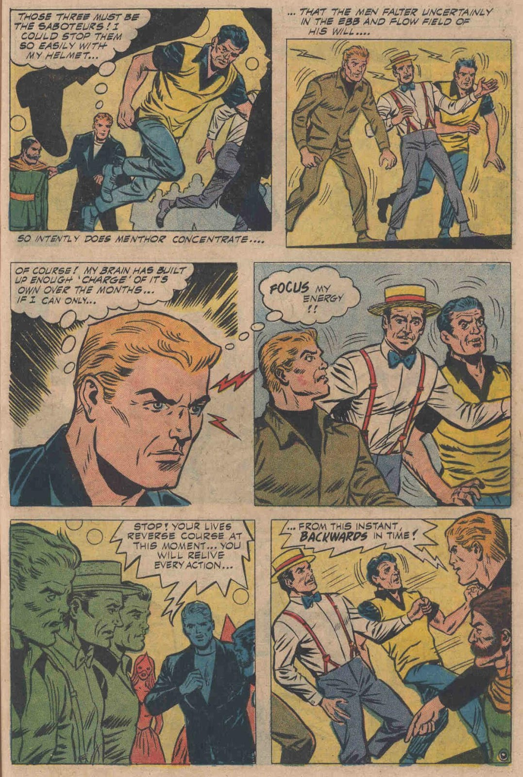 T.H.U.N.D.E.R. Agents (1965) issue 6 - Page 53