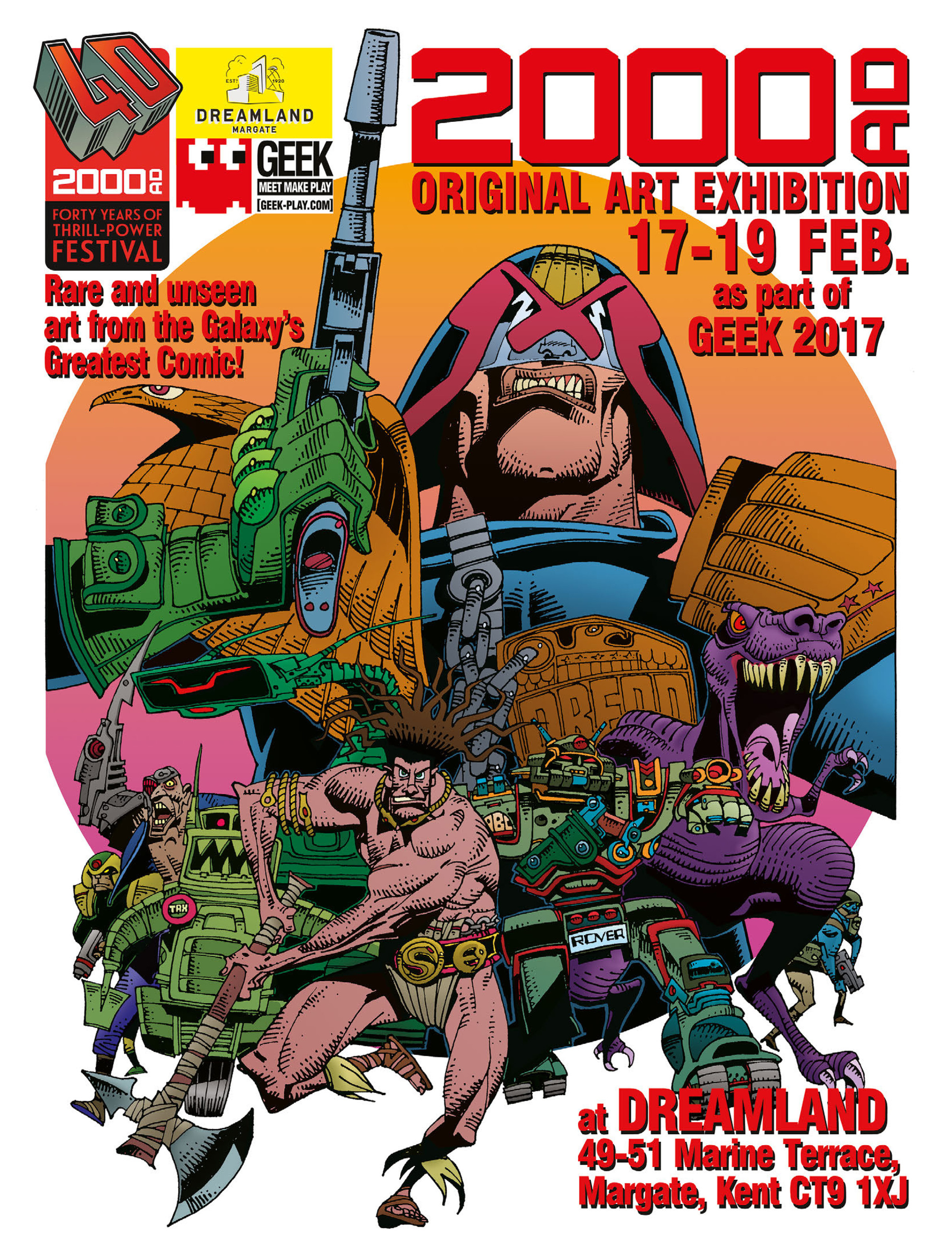 Read online 2000 AD comic -  Issue #2016 - 9