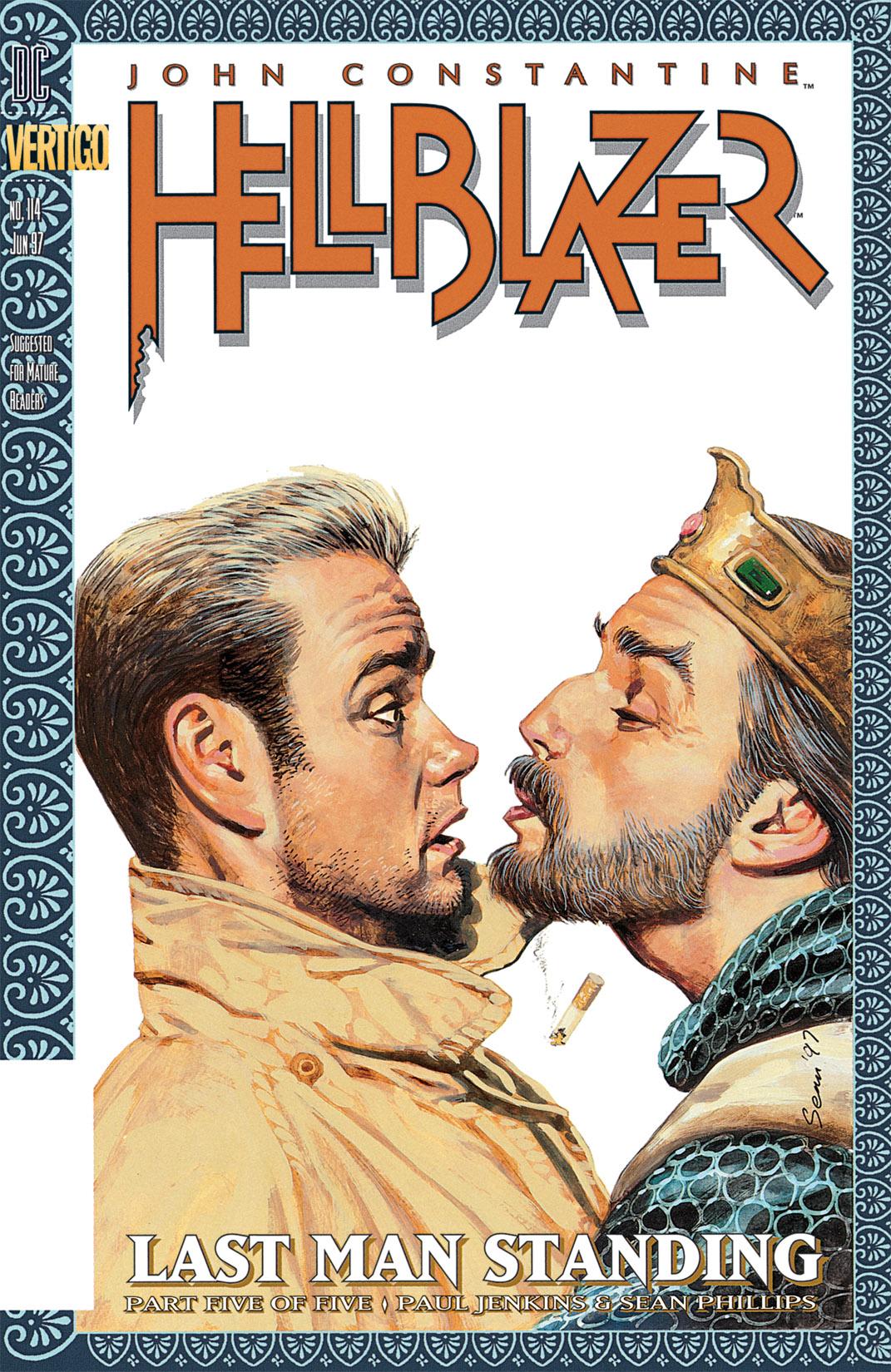 Hellblazer issue 114 - Page 1