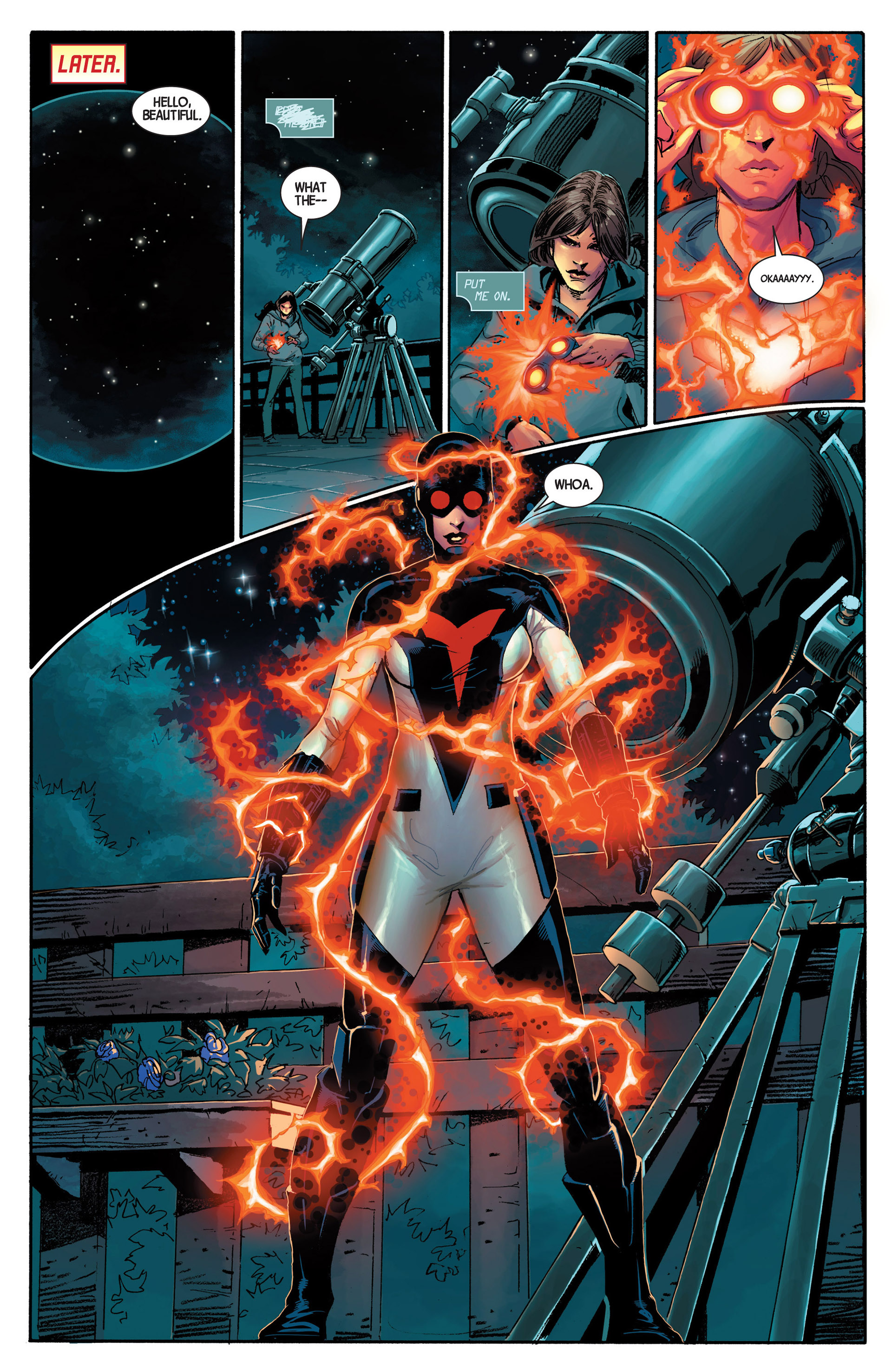 Read online Avengers (2013) comic -  Issue #5 - 8