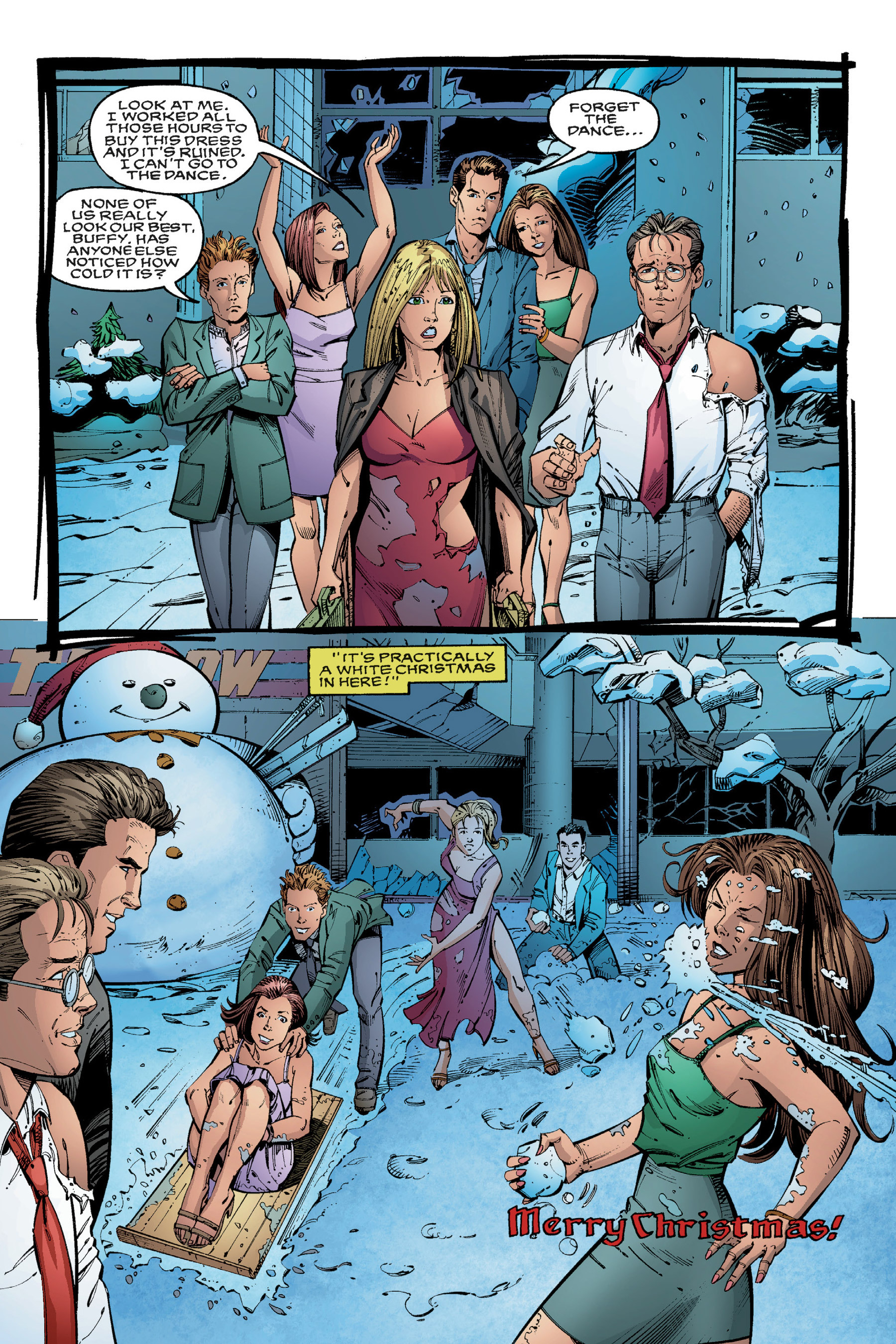 Read online Buffy the Vampire Slayer: Omnibus comic -  Issue # TPB 3 - 105