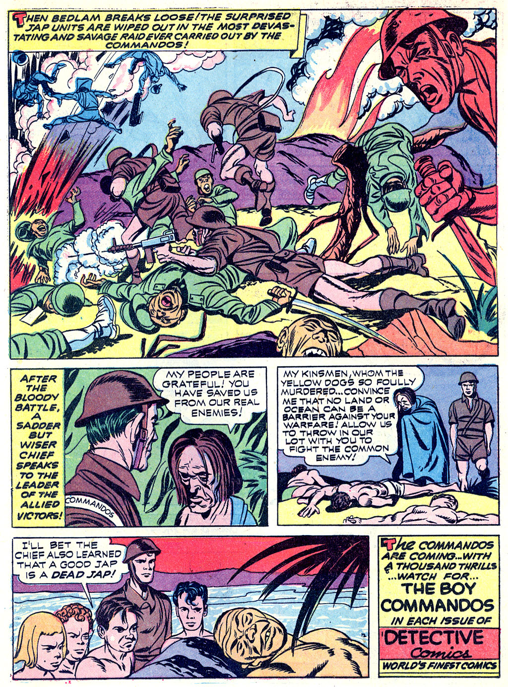 Read online Detective Comics (1937) comic -  Issue #68 - 28