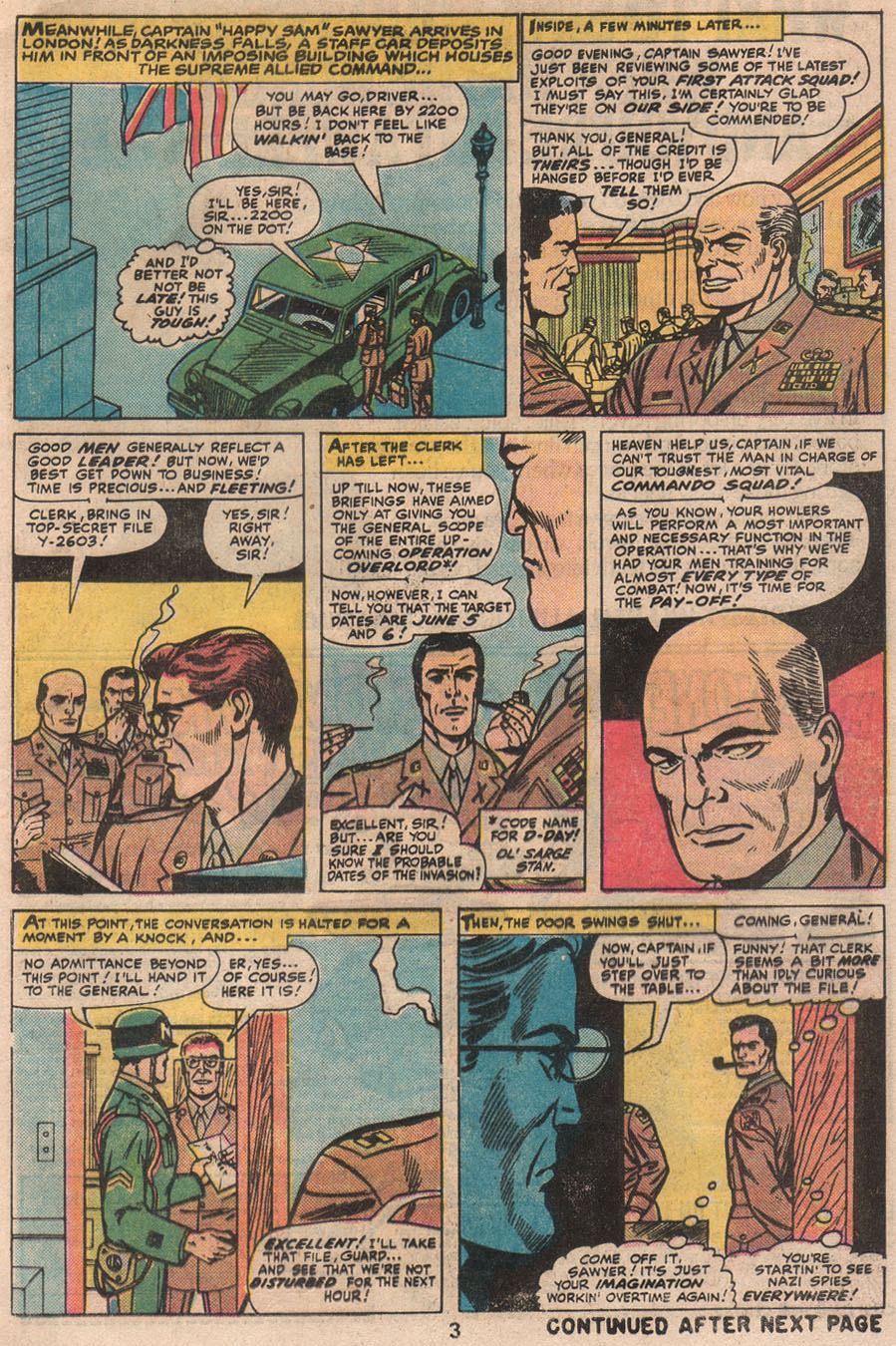 Read online Sgt. Fury comic -  Issue #133 - 5