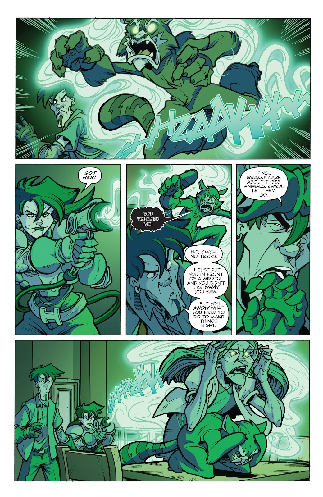 Read online Ghostbusters 35th Anniversary: Extreme comic -  Issue # Full - 22