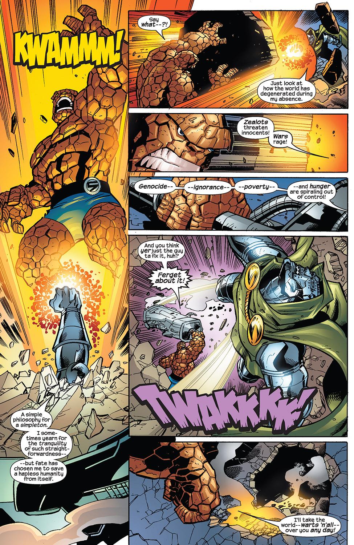 Read online Fantastic Five (2007) comic -  Issue #3 - 11