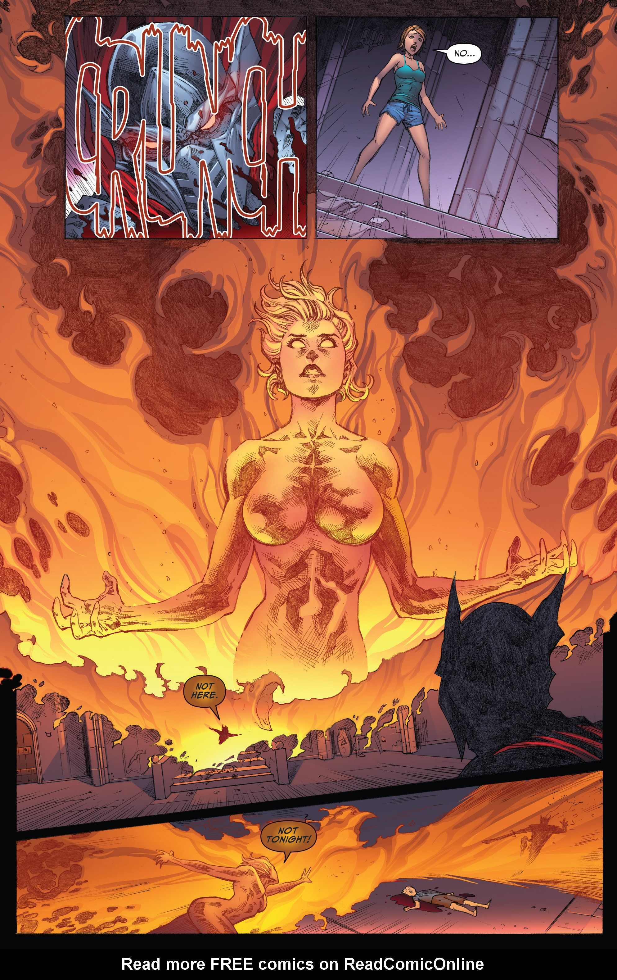 Read online Grimm Fairy Tales: Arcane Acre comic -  Issue # TPB 3 - 94
