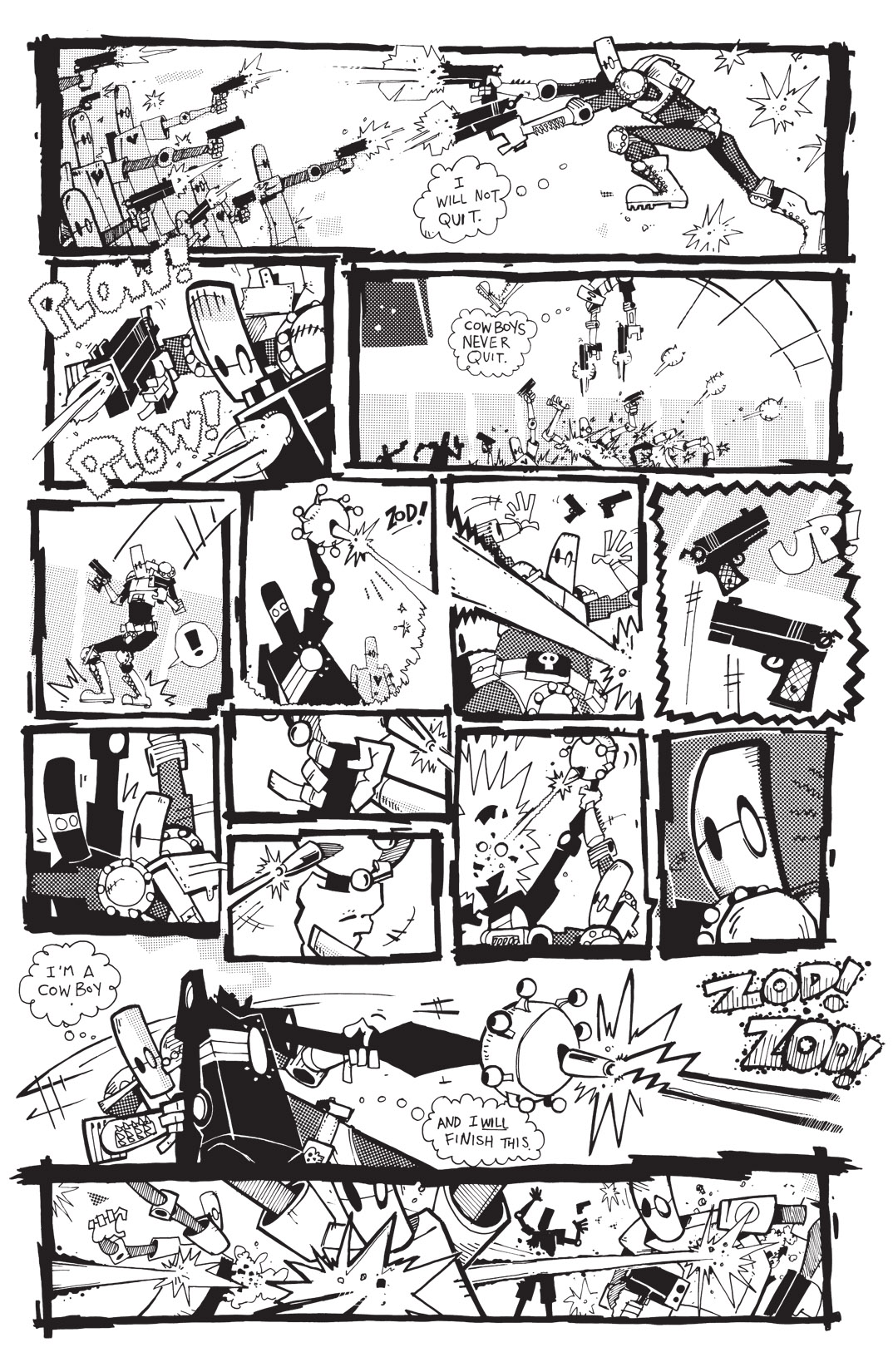 Read online Scud: The Disposable Assassin: The Whole Shebang comic -  Issue # TPB (Part 4) - 73