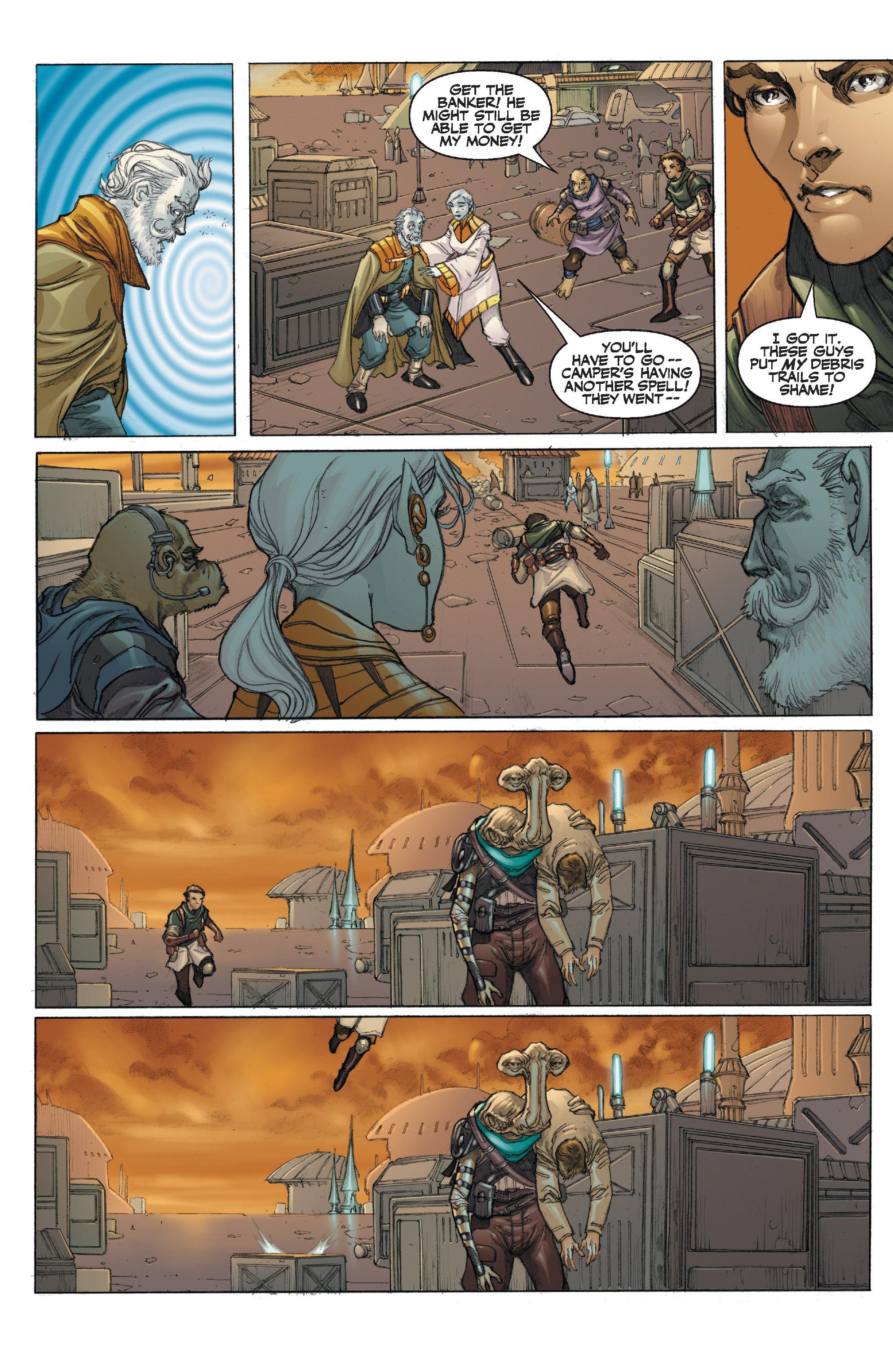 Read online Star Wars Omnibus comic -  Issue # Vol. 29 - 248