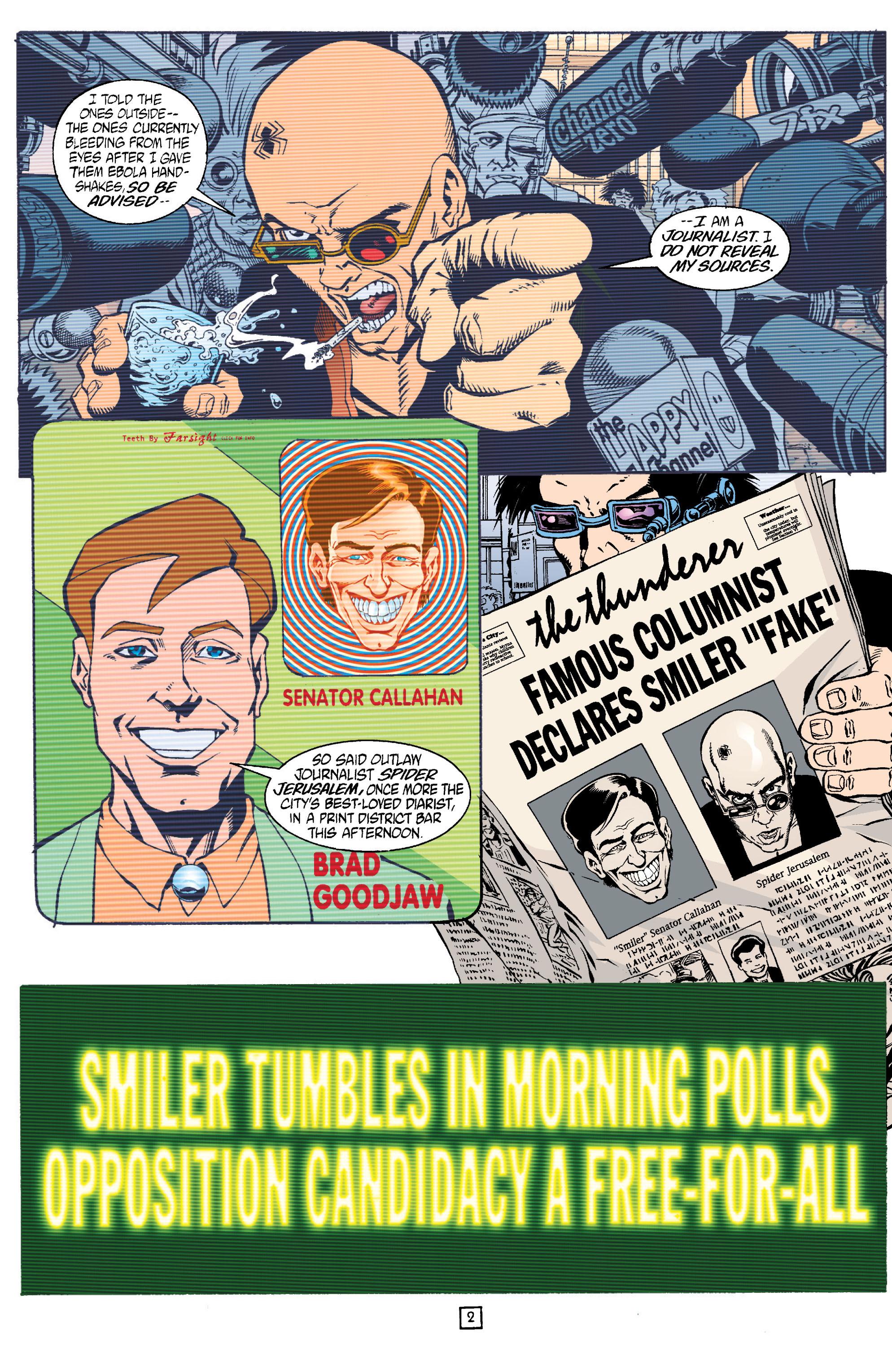 Read online Transmetropolitan comic -  Issue #15 - 3