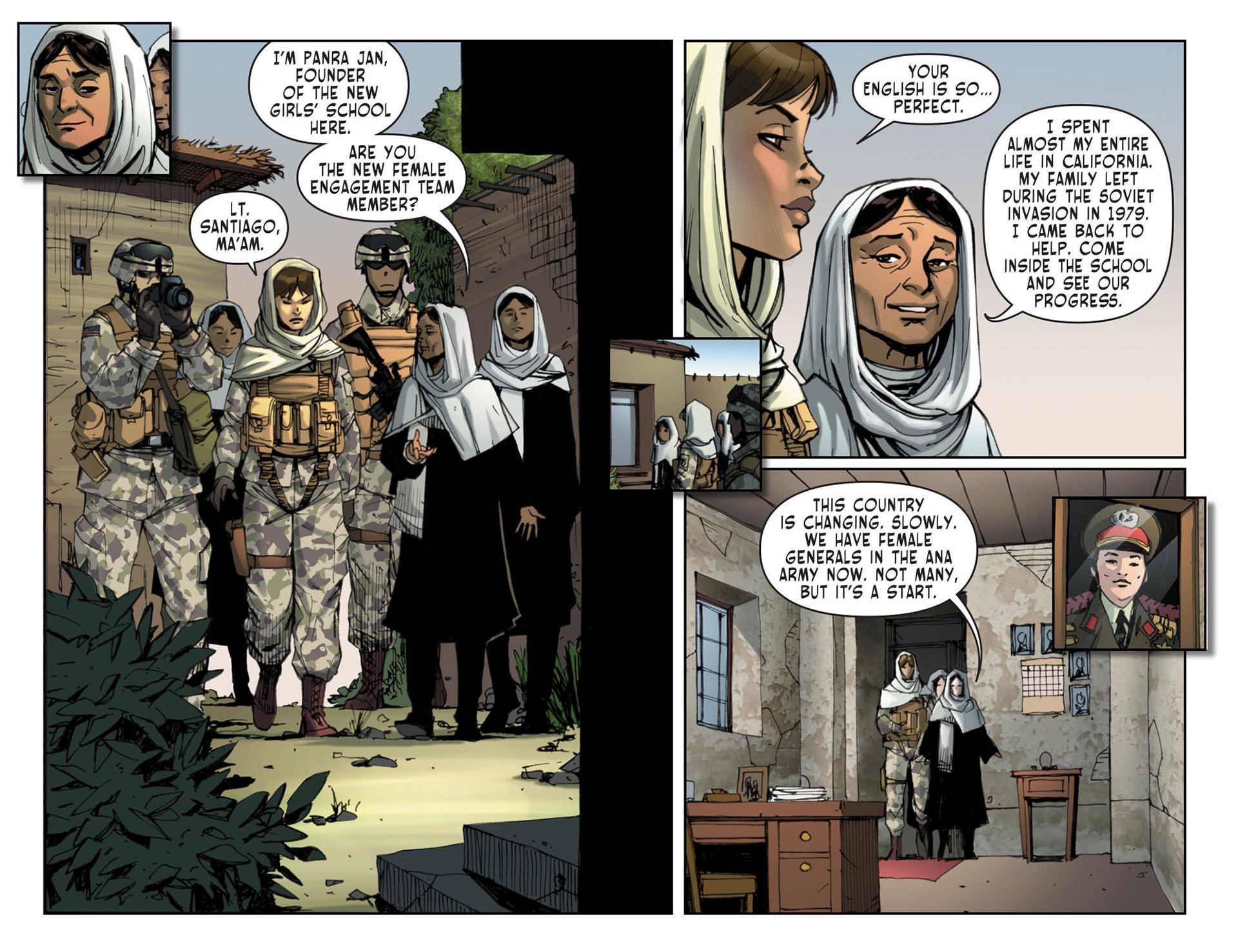 Read online Sensation Comics Featuring Wonder Woman comic -  Issue #19 - 9
