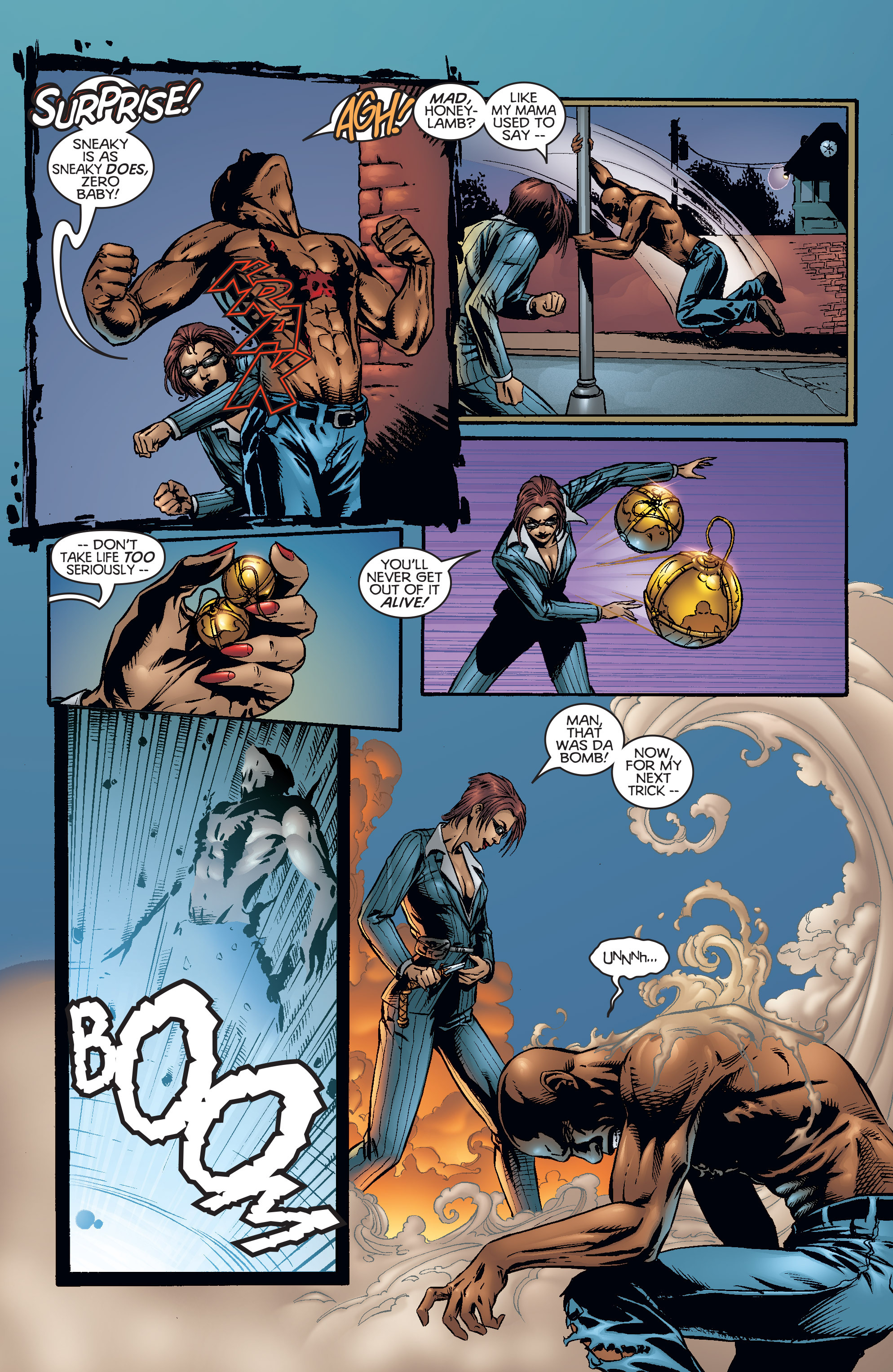 Read online Shadowman (1997) comic -  Issue #17 - 6
