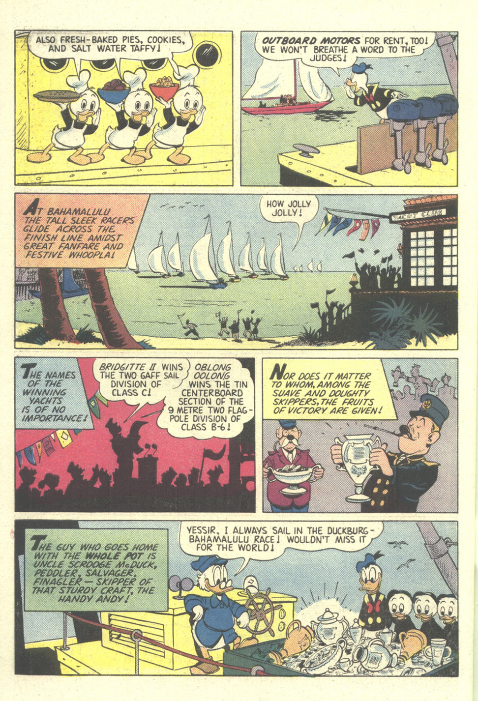 Read online Uncle Scrooge (1953) comic -  Issue #211 - 34