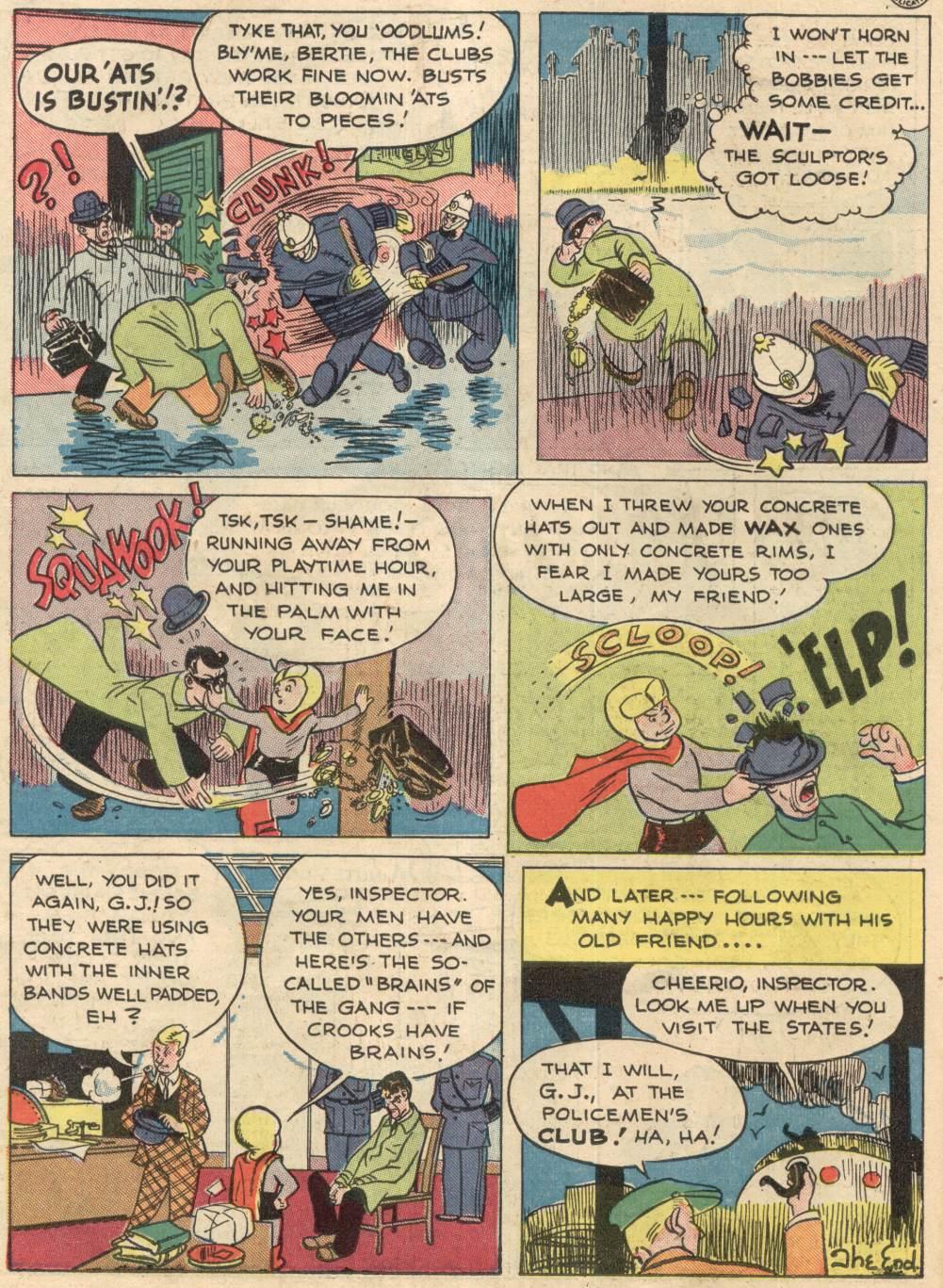 Read online Adventure Comics (1938) comic -  Issue #100 - 20