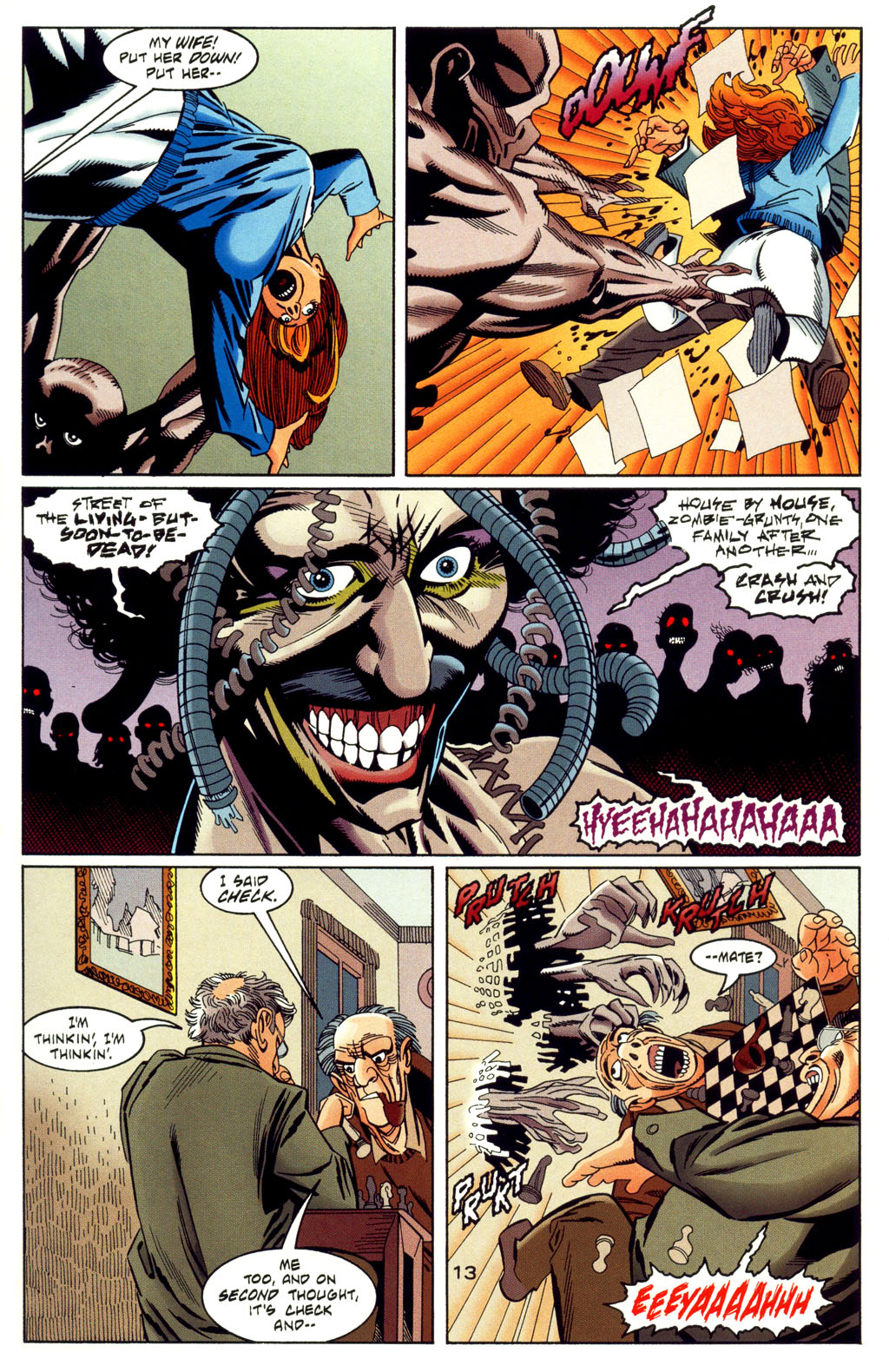 Read online Batman: Haunted Gotham comic -  Issue #2 - 15