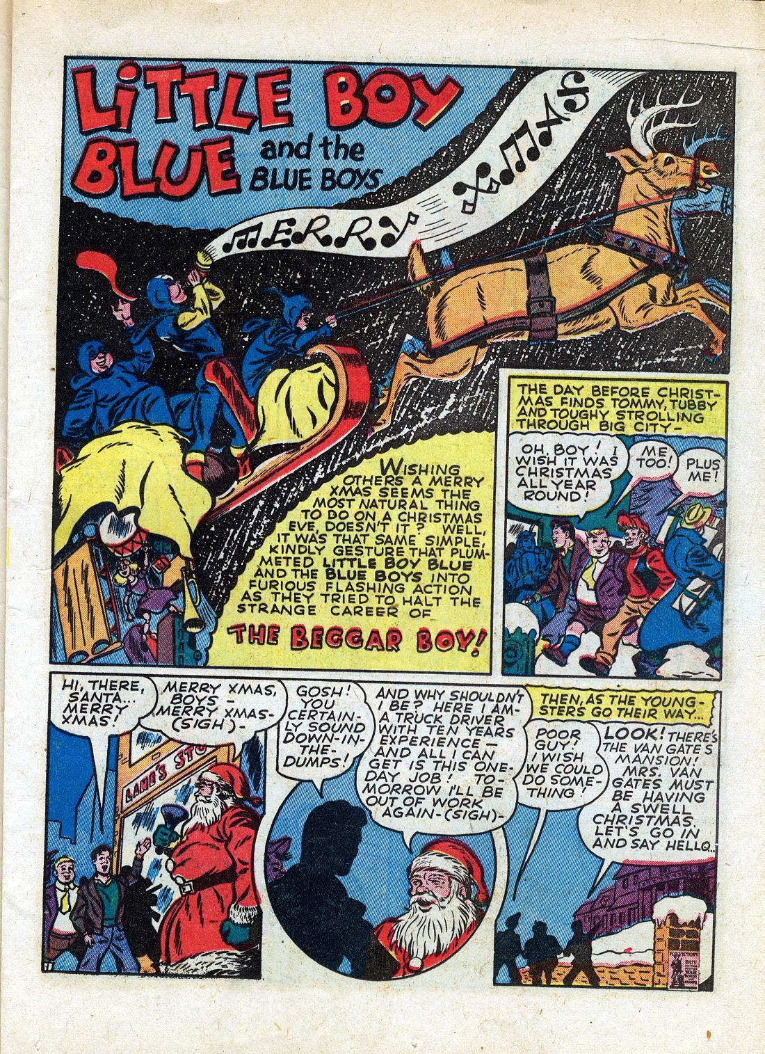 Read online Sensation (Mystery) Comics comic -  Issue #26 - 25