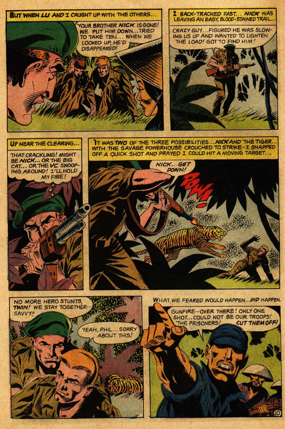 Our Fighting Forces (1954) issue 106 - Page 14
