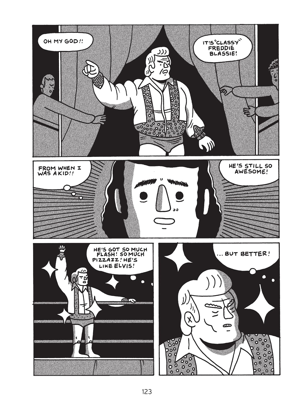 Read online Is This Guy For Real?: The Unbelievable Andy Kaufman comic -  Issue # TPB (Part 2) - 29