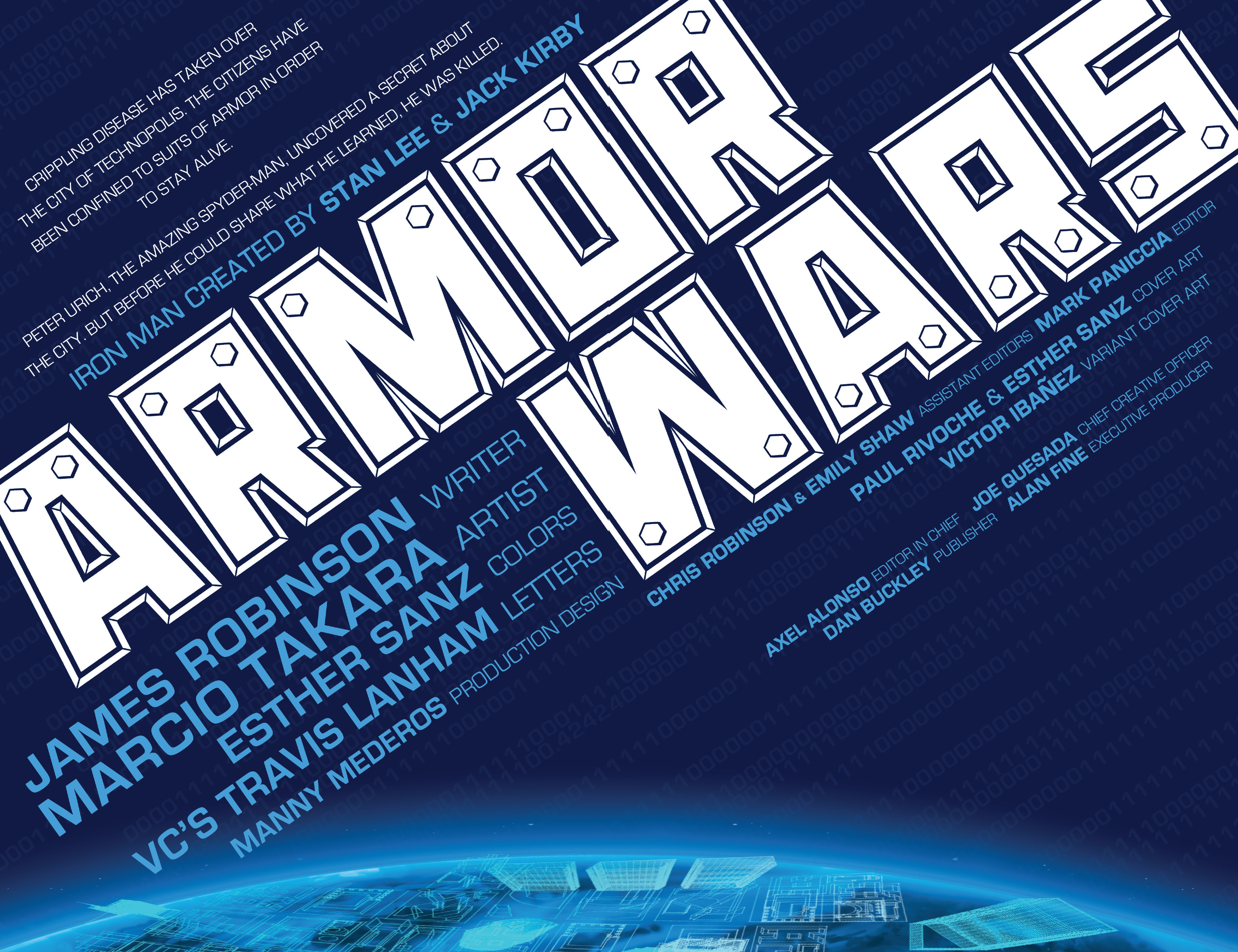 Read online Armor Wars comic -  Issue #2 - 3
