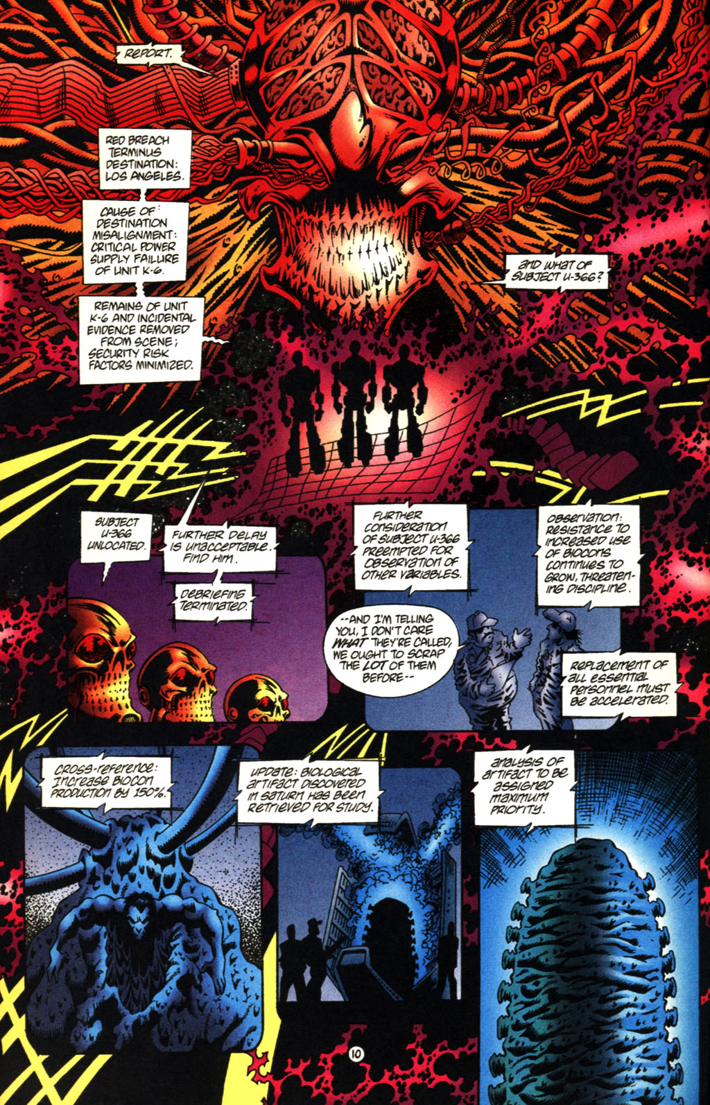 Read online Rune (1995) comic -  Issue # _Infinity - 12