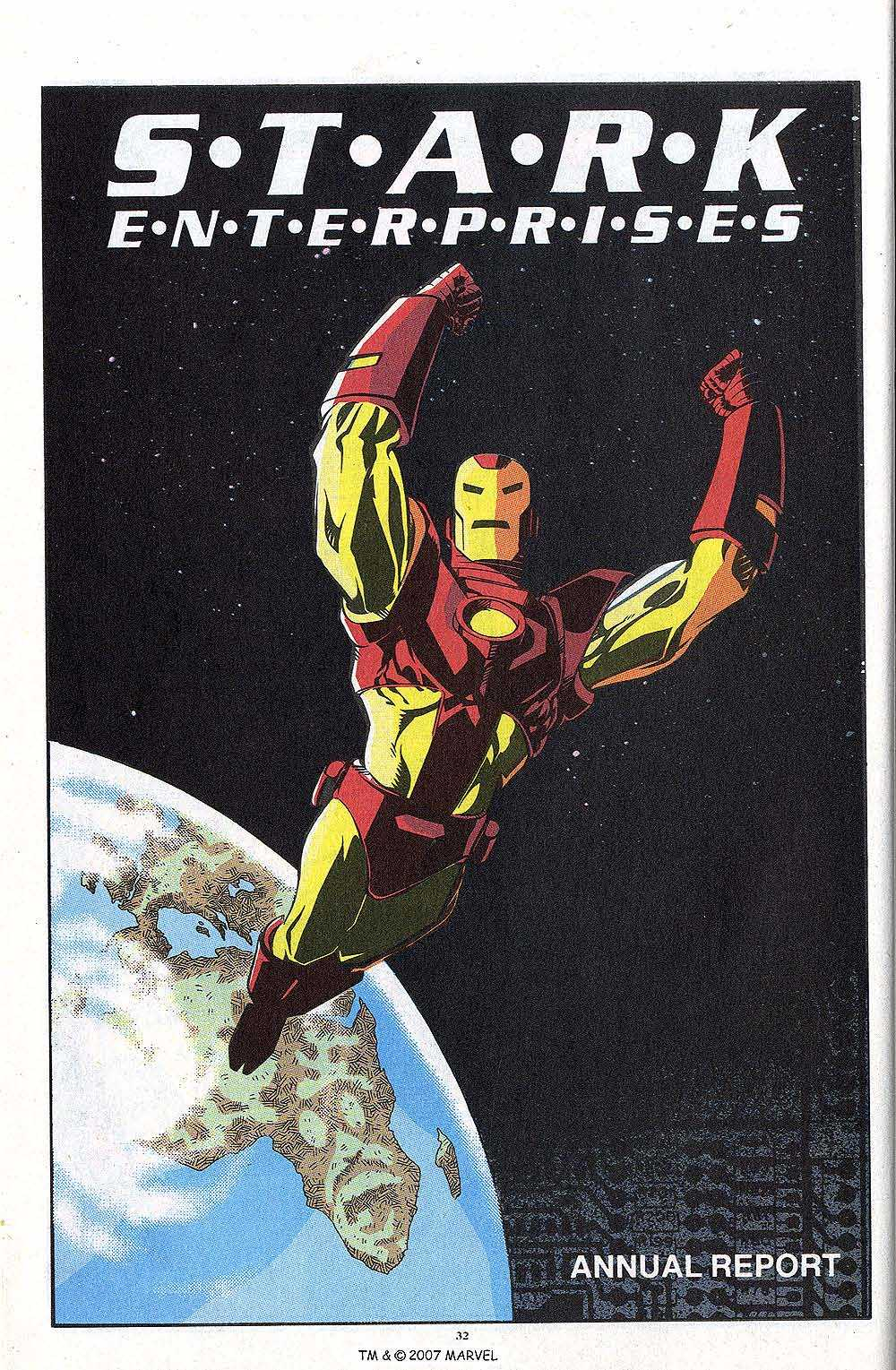 Iron Man Annual issue 13 - Page 34