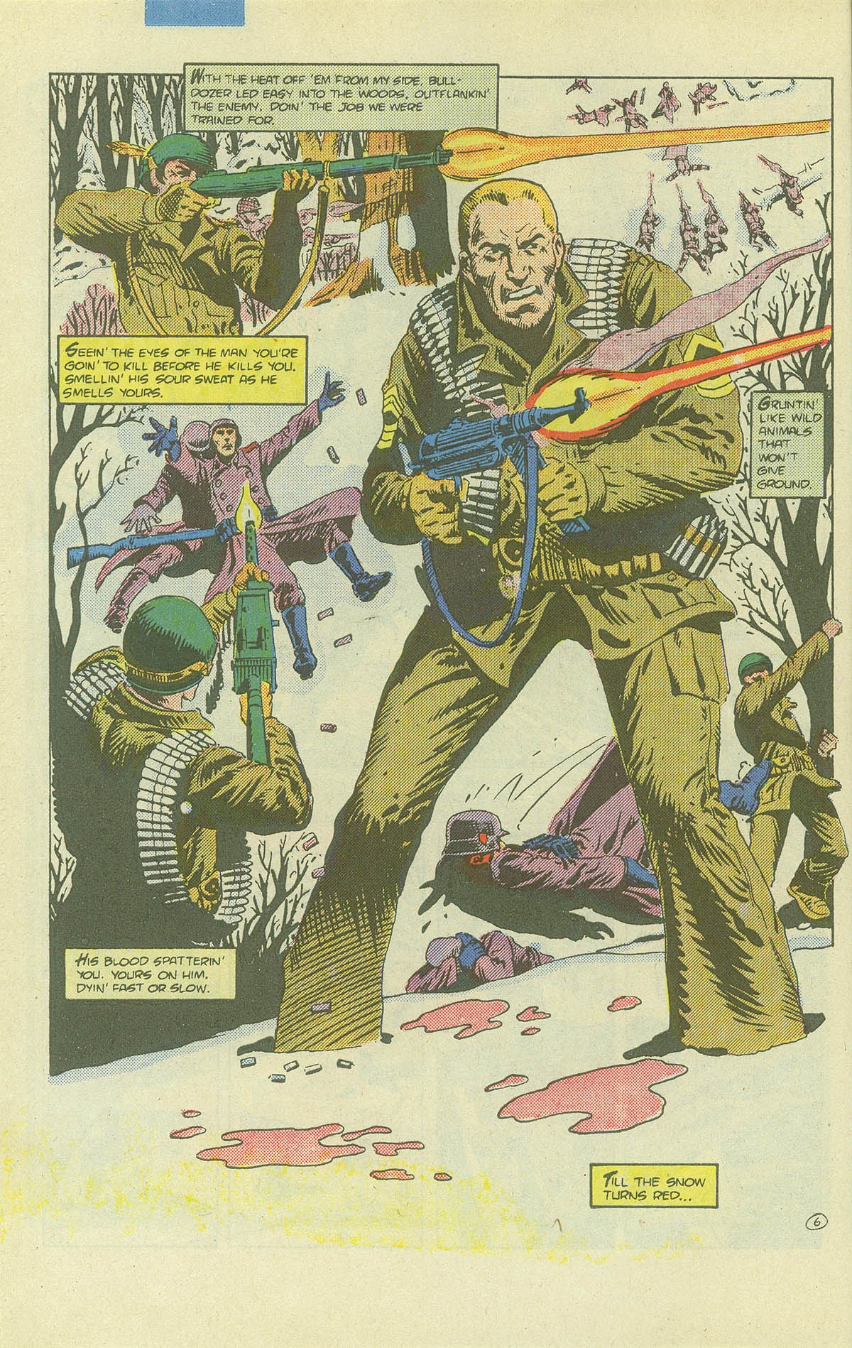 Read online Sgt. Rock comic -  Issue #411 - 9