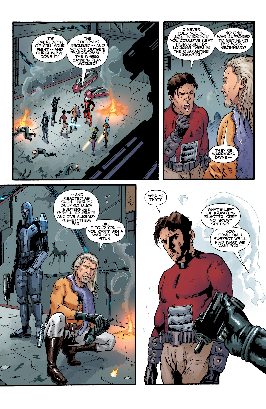 Read online Star Wars Legends: The Old Republic - Epic Collection comic -  Issue # TPB 3 (Part 4) - 60