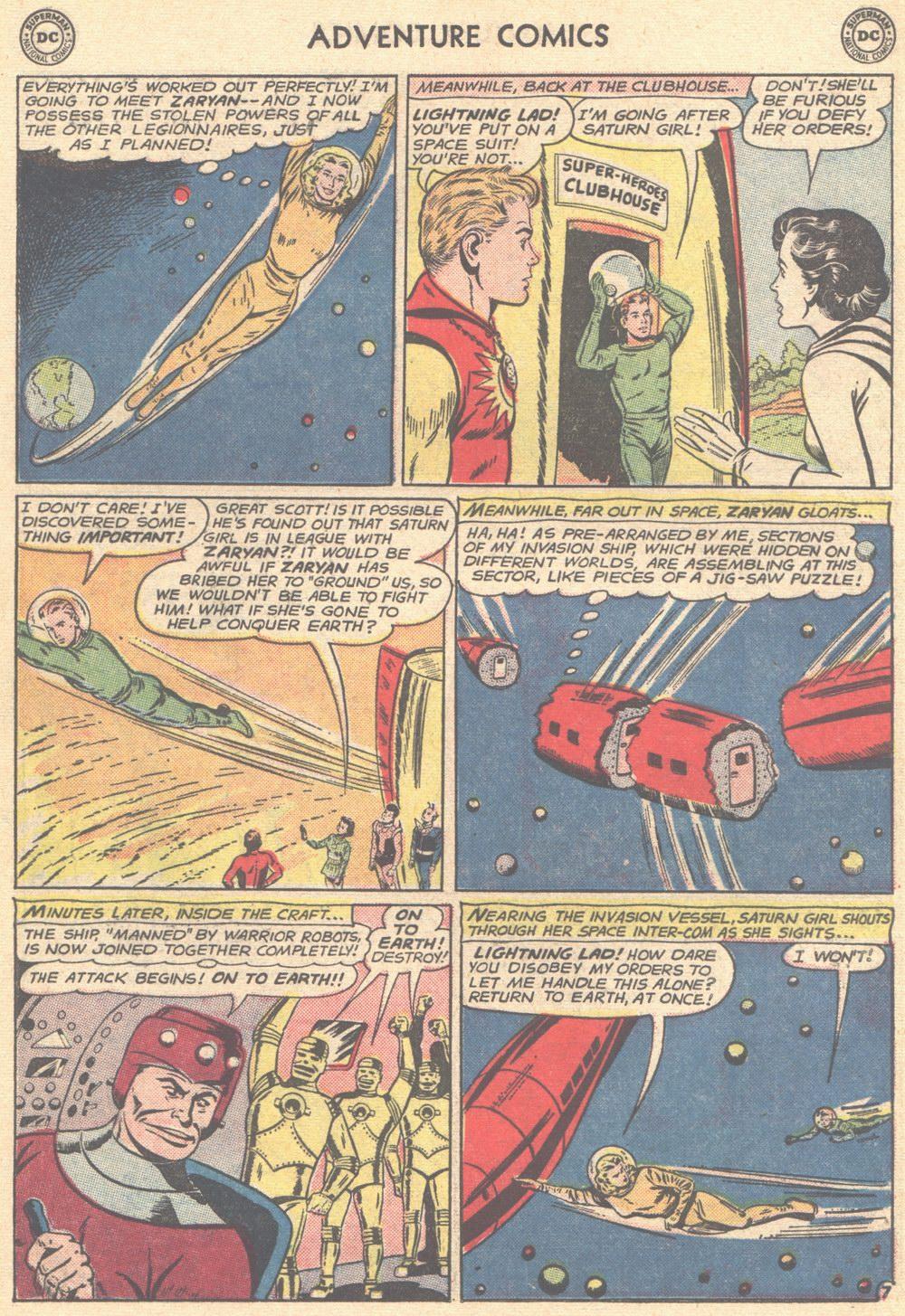 Read online Adventure Comics (1938) comic -  Issue #304 - 27