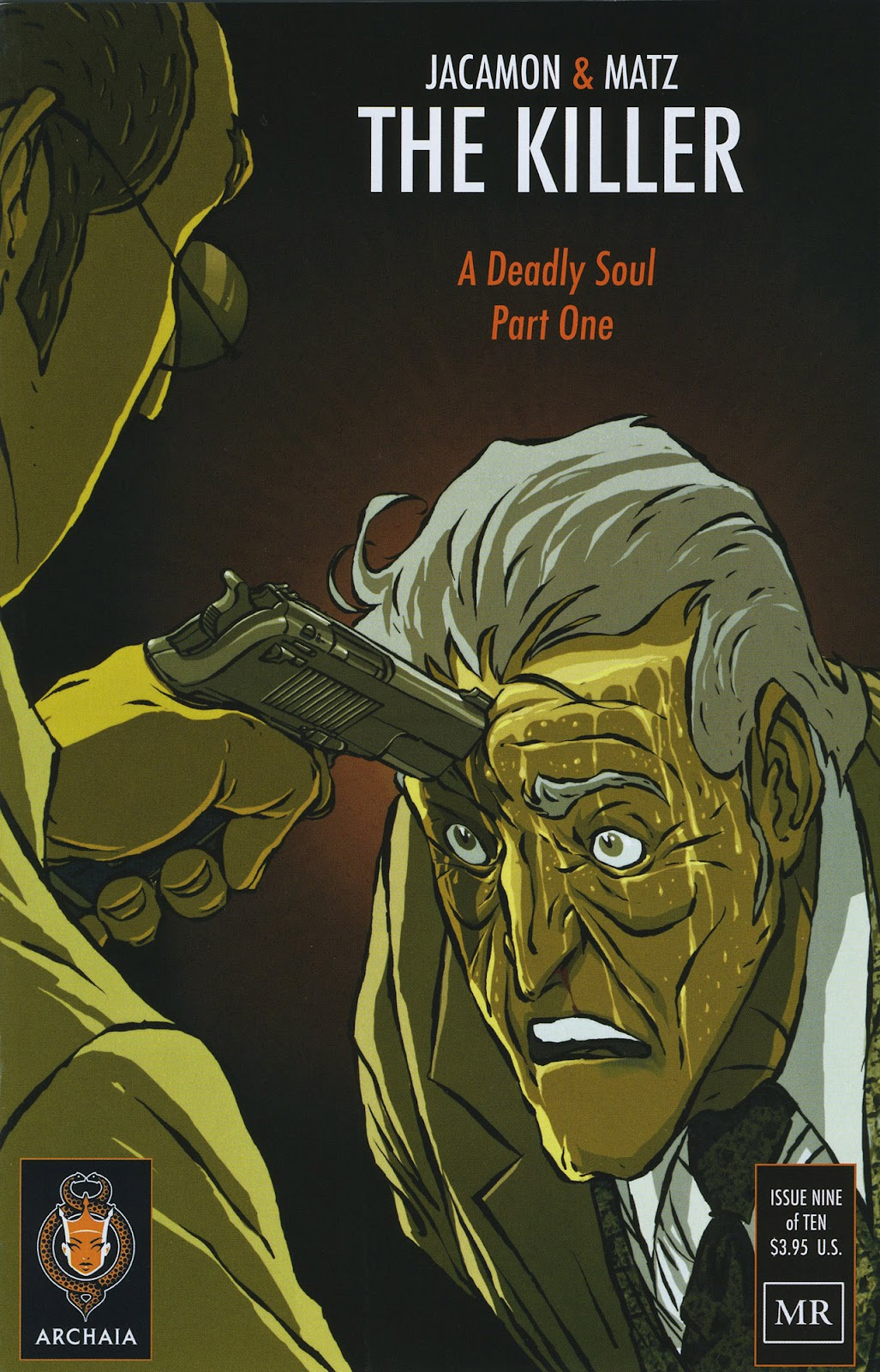 Read online The Killer comic -  Issue #9 - 1